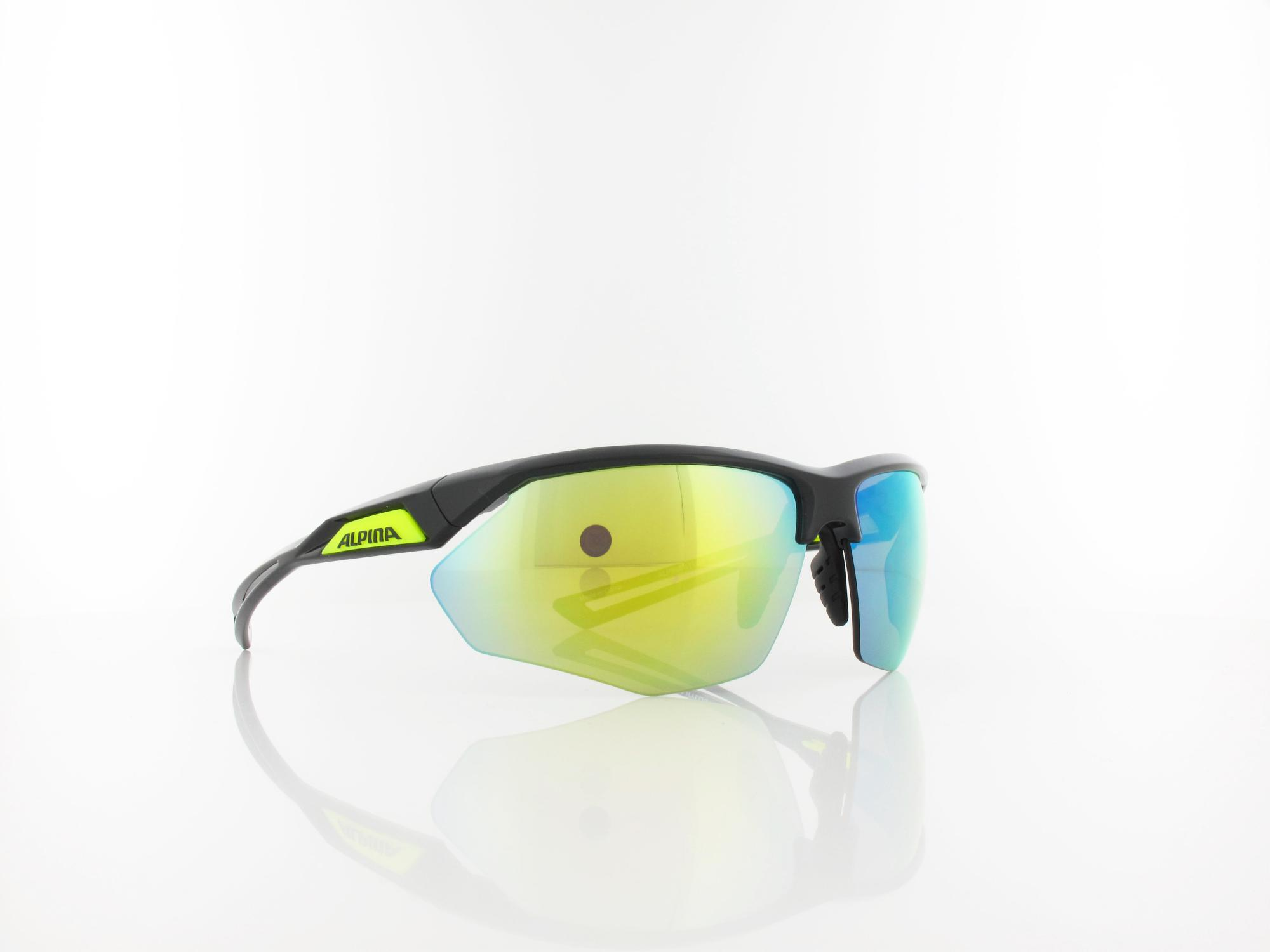 ALPINA | Nylos HR A8635 335 72 | black neon yellow / CM yellow