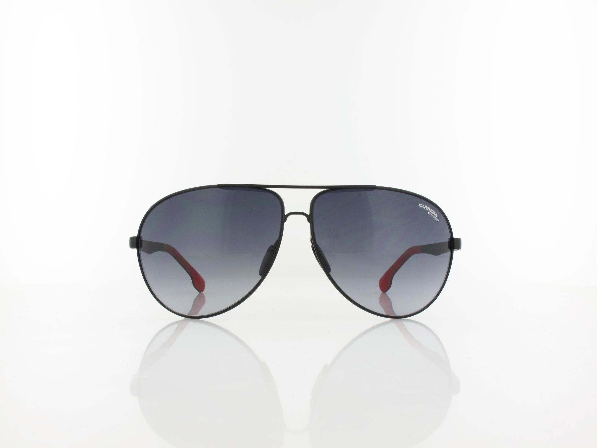 Carrera | 8023/S 003/9O 65 | matte black / dark grey gradient