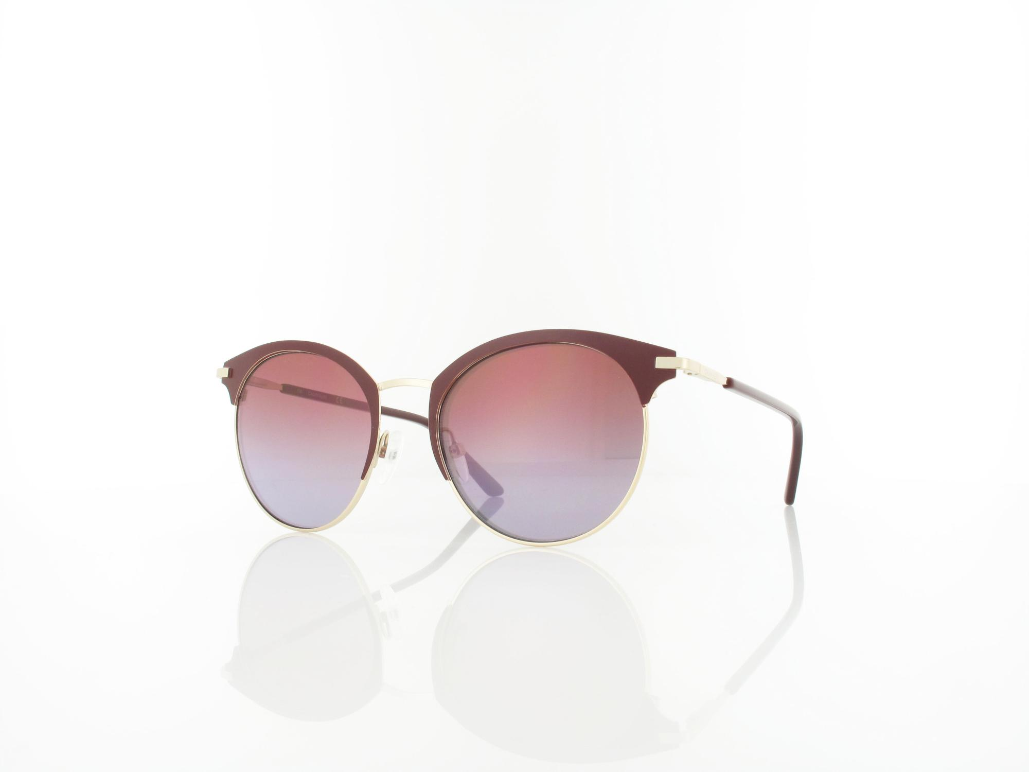 Calvin Klein | CK19310S 605 52 | satin burgundy / red gradient