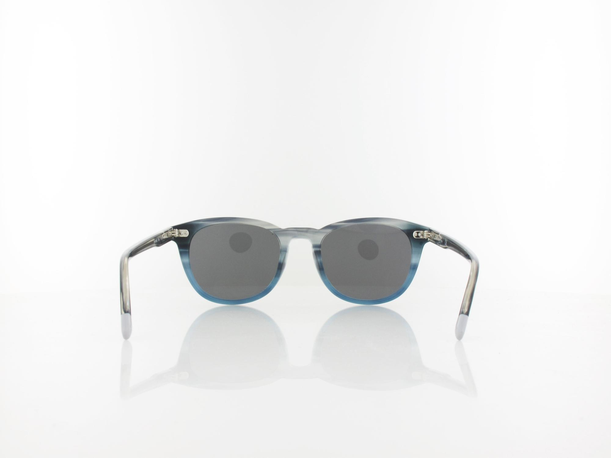 Calvin Klein | CK4358S 064 51 | striped grey blue / grey