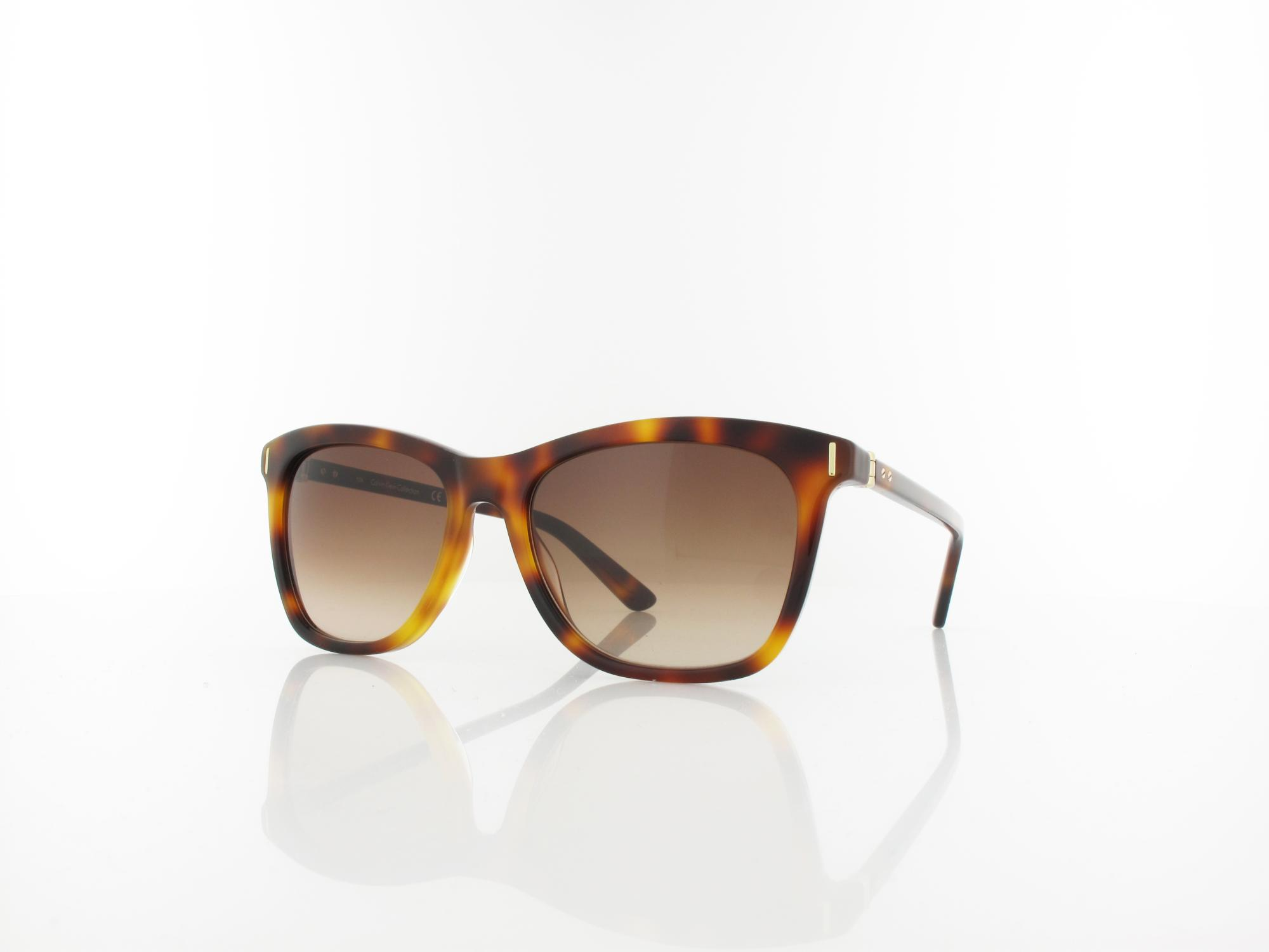 Calvin Klein | CK8510S 218 55 | soft tortoise / brown gradient