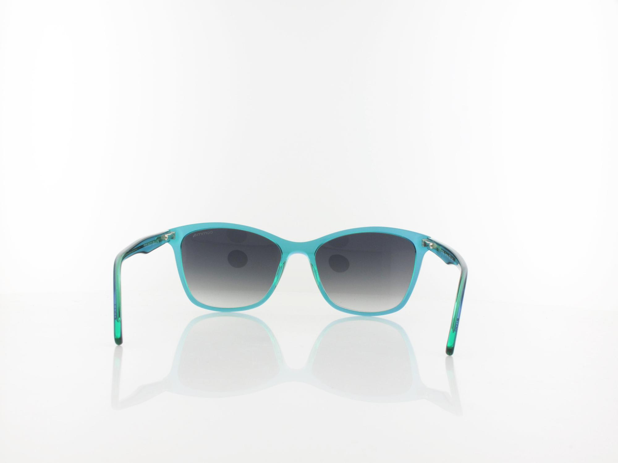 Comma | 77073 58 55 | turquoise transparent / green gradient
