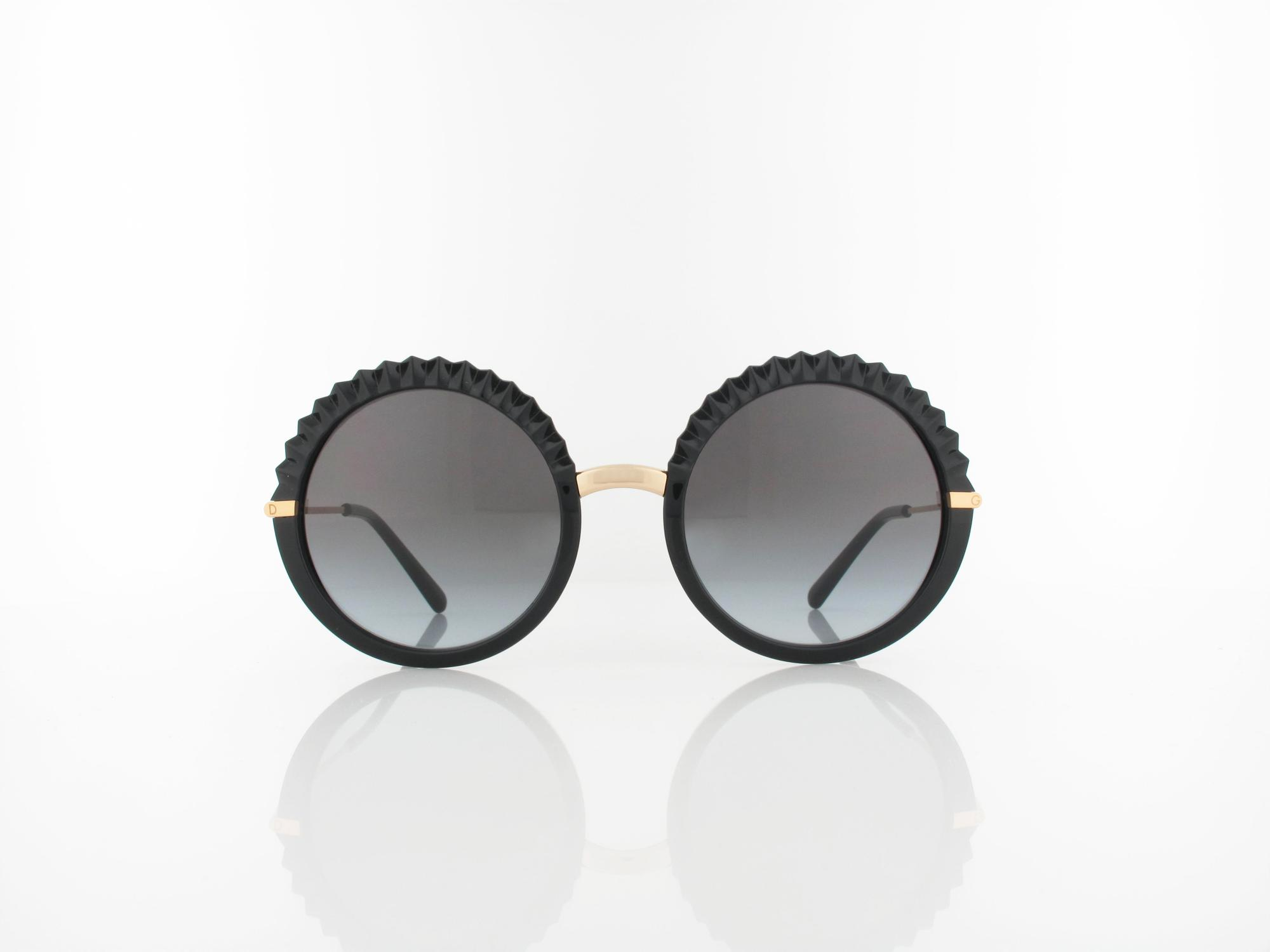 Dolce&Gabbana | DG6130 501/8G 52 | black / grey gradient