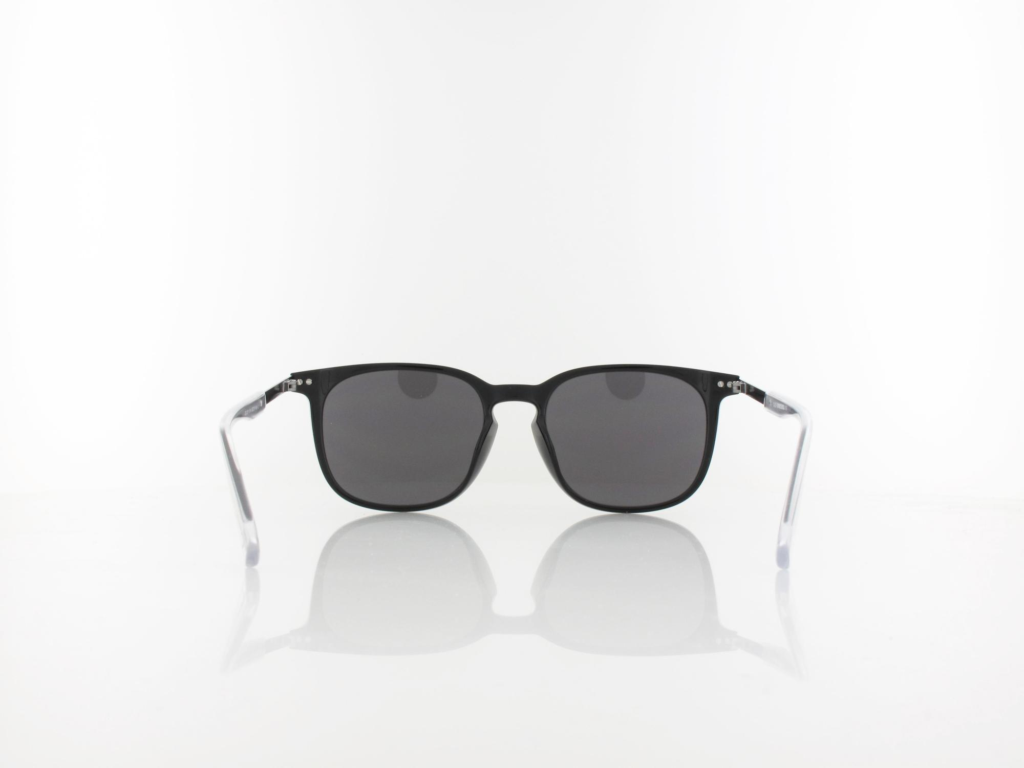 Diesel | DL0311/S 01A 53 | shiny black / grey