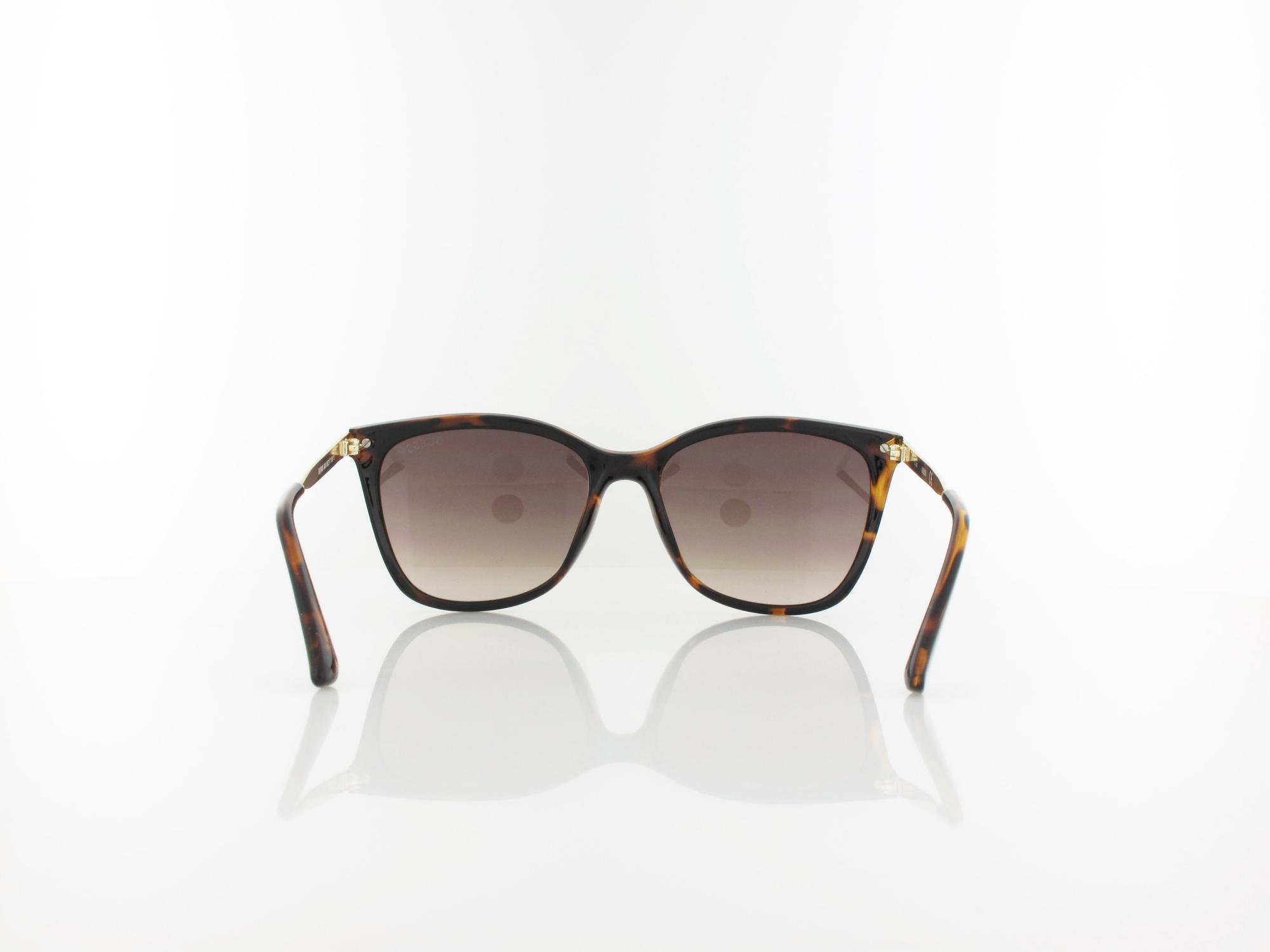 Guess | GU7483/S 52G 56 | dark havana gold / brown