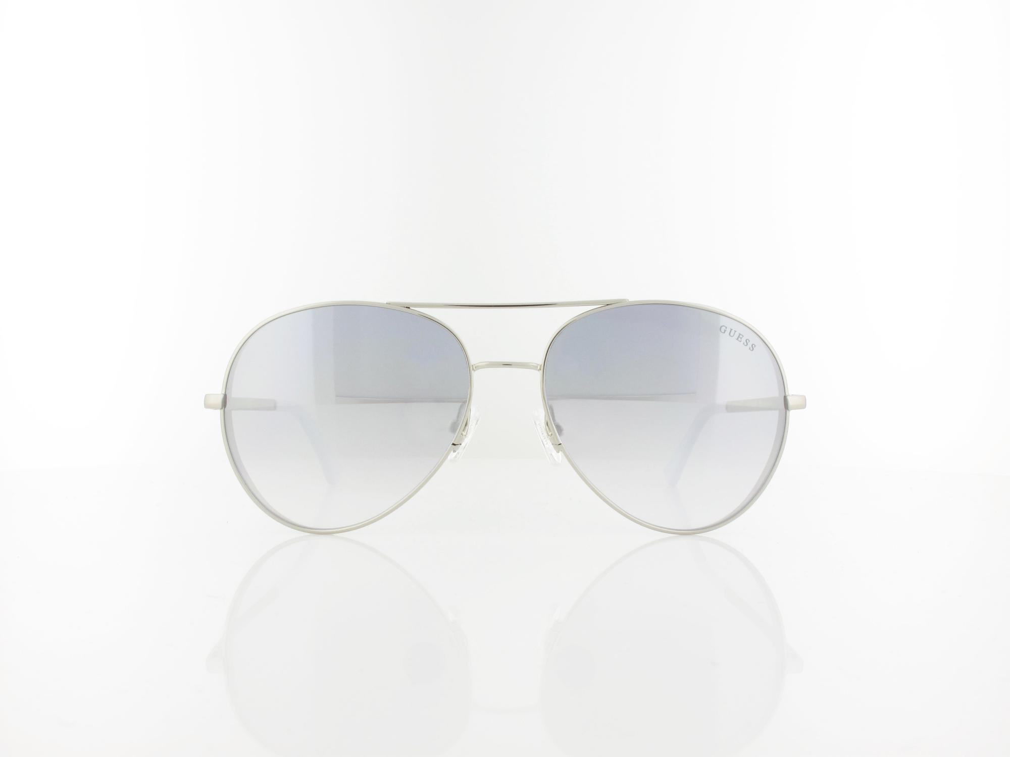 Guess | GU7607/S 20C 58 | grey / grey mirror