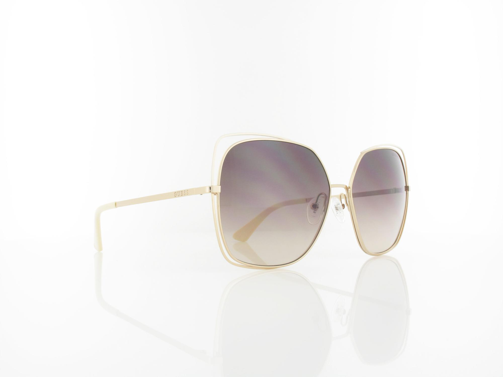 Guess | GU7638 32G 61 | gold / brown mirror
