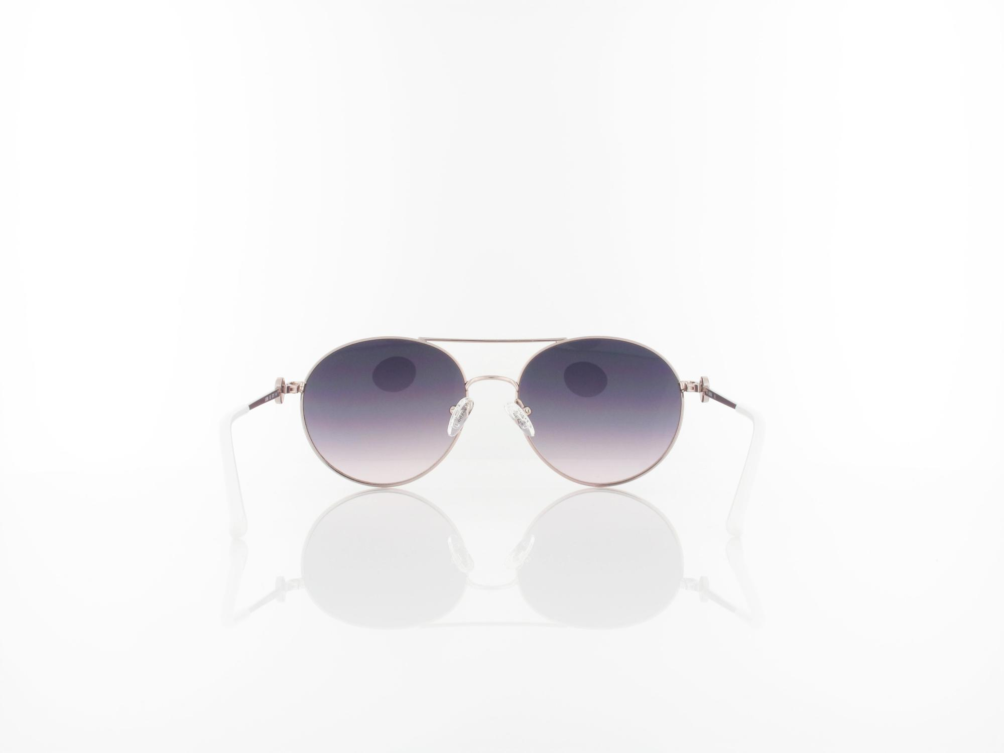Guess | GU7640 78Z 57 | shiny purple / violet gradient mirror