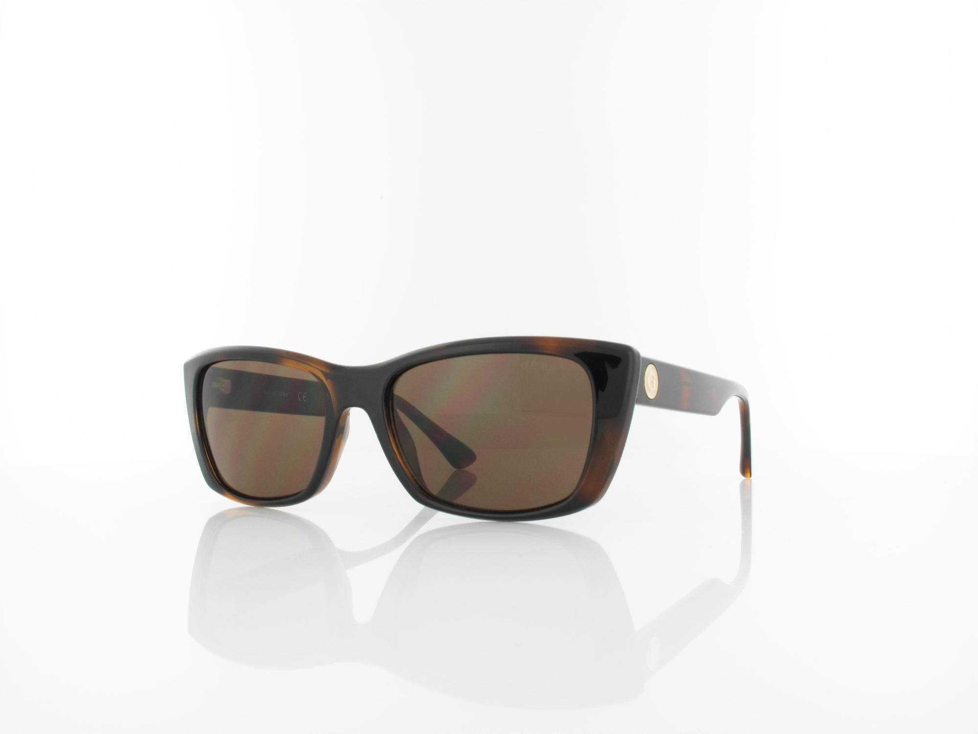 Guess | GU7652 52E 53 | dark havana / brown