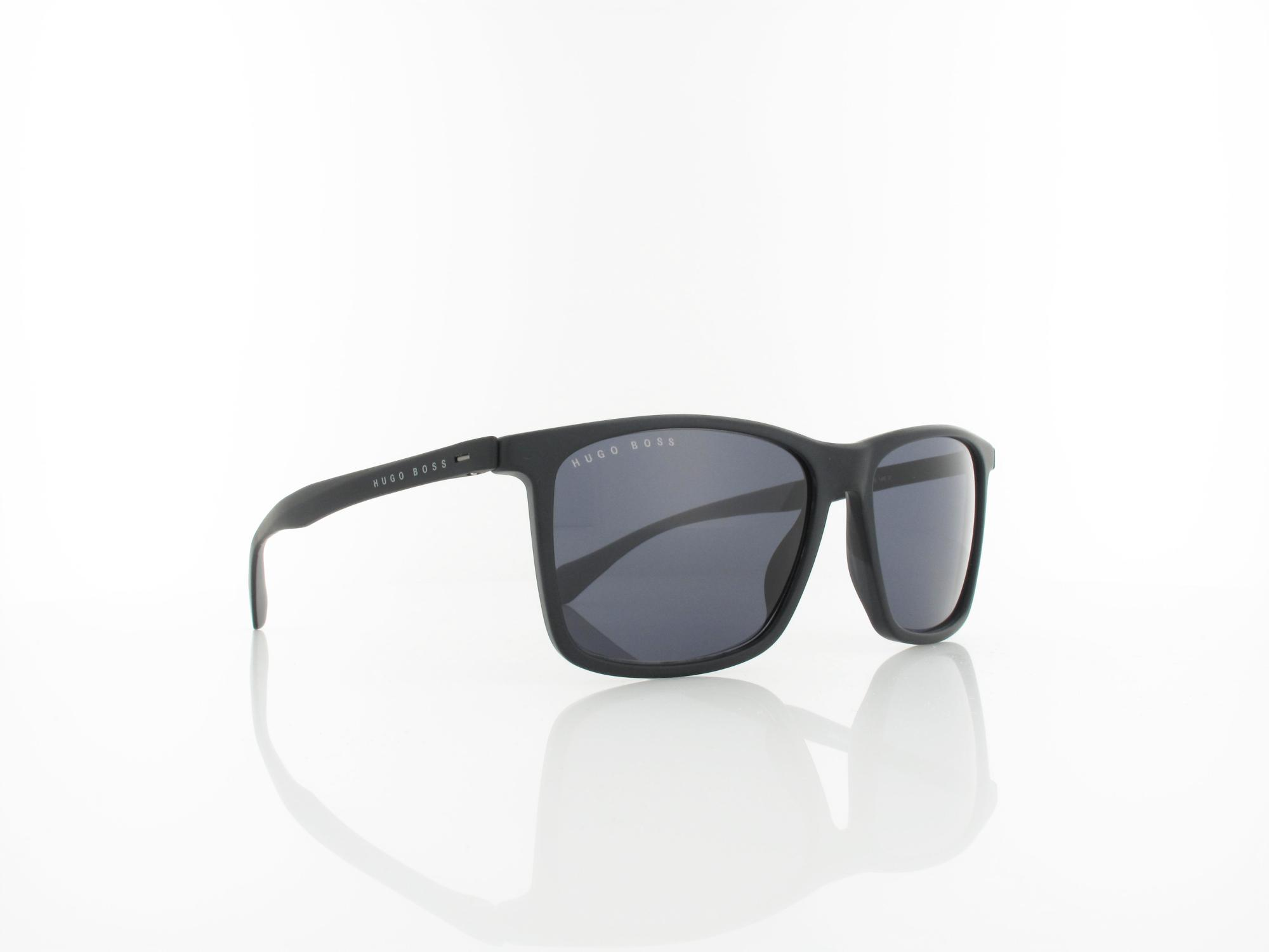 Boss | Boss 1078/S 003/IR 57 | matte black / grey