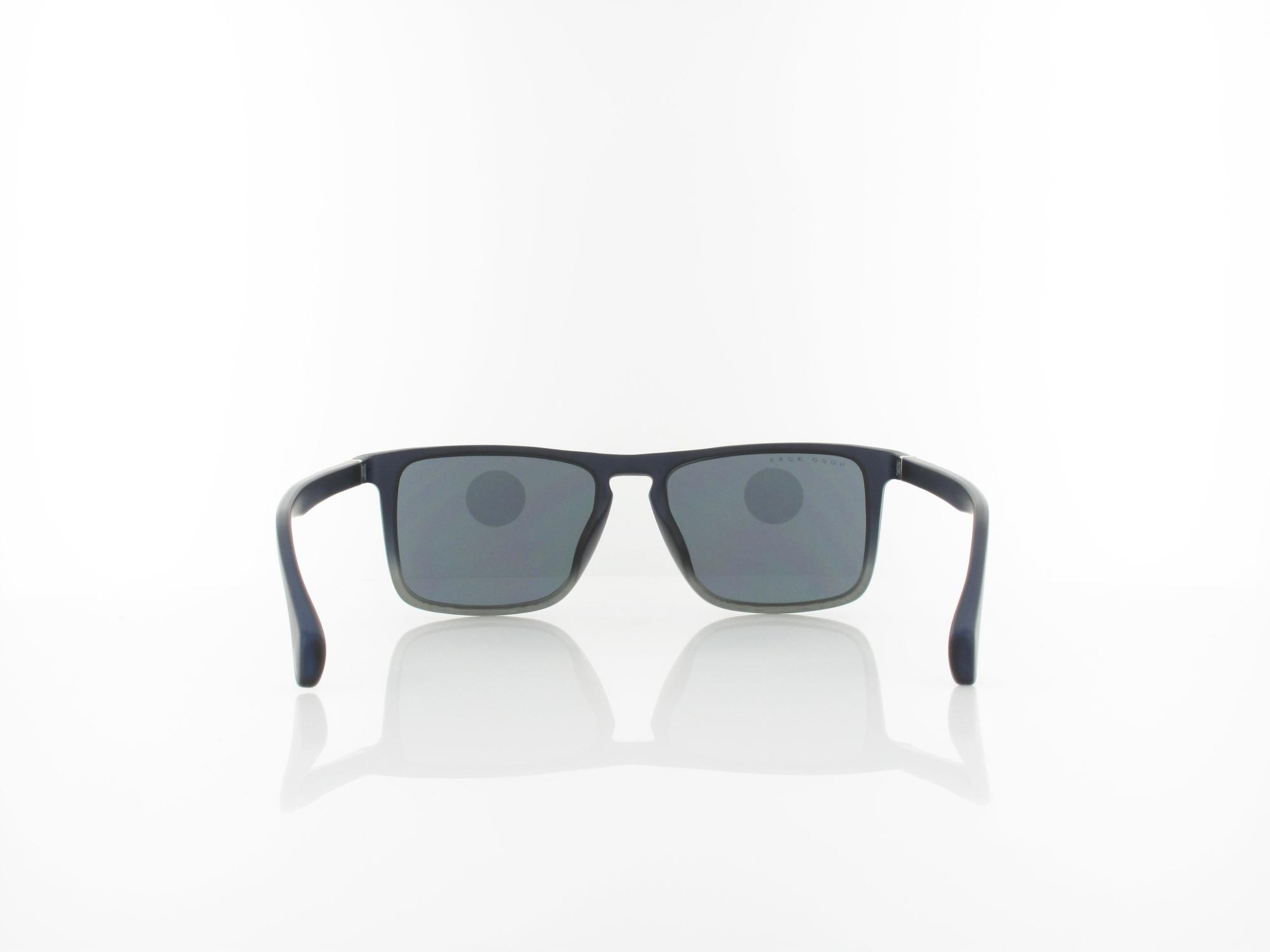 Boss | Boss 1082/S 26O/IR 54 | blue pattern / grey