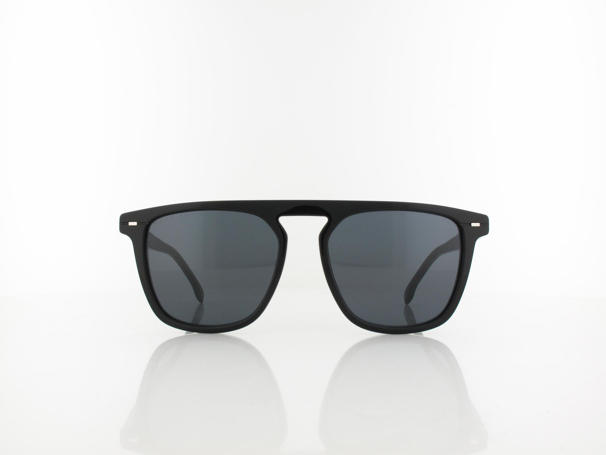 Boss | Boss 1127/S 807/IR 54 | black / grey