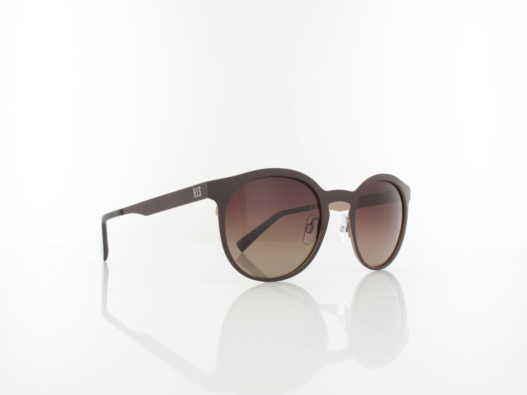 HIS polarized | HP74104-2 52 | brown / brown gradient polarized