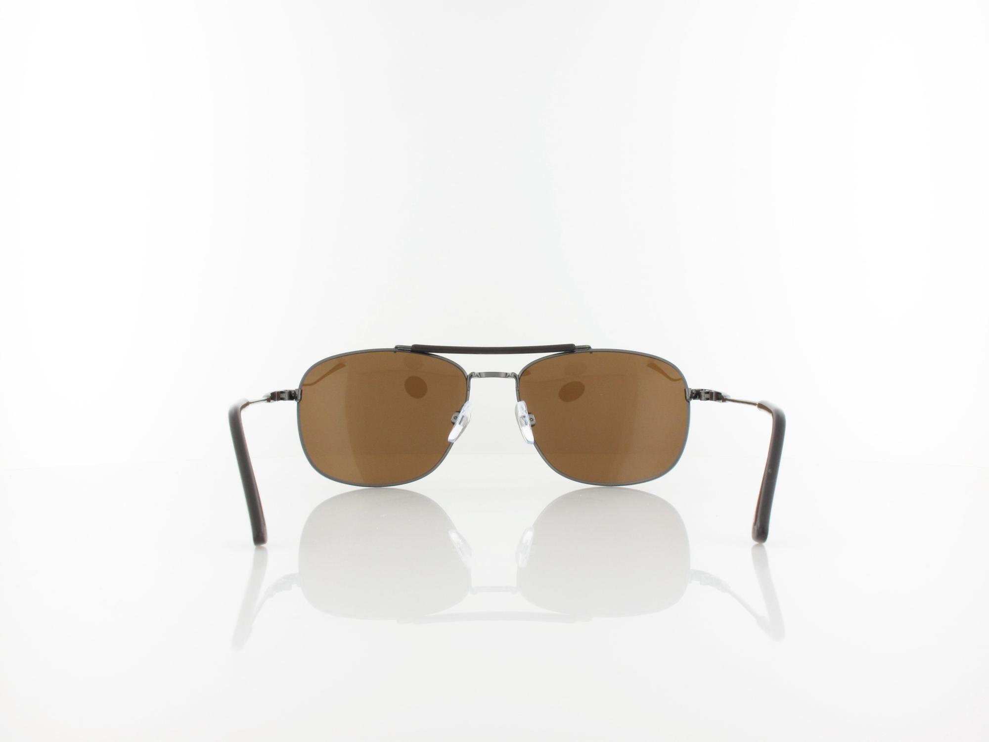 HIS polarized | HPS84104-4 57 | dark gun / brown polarized