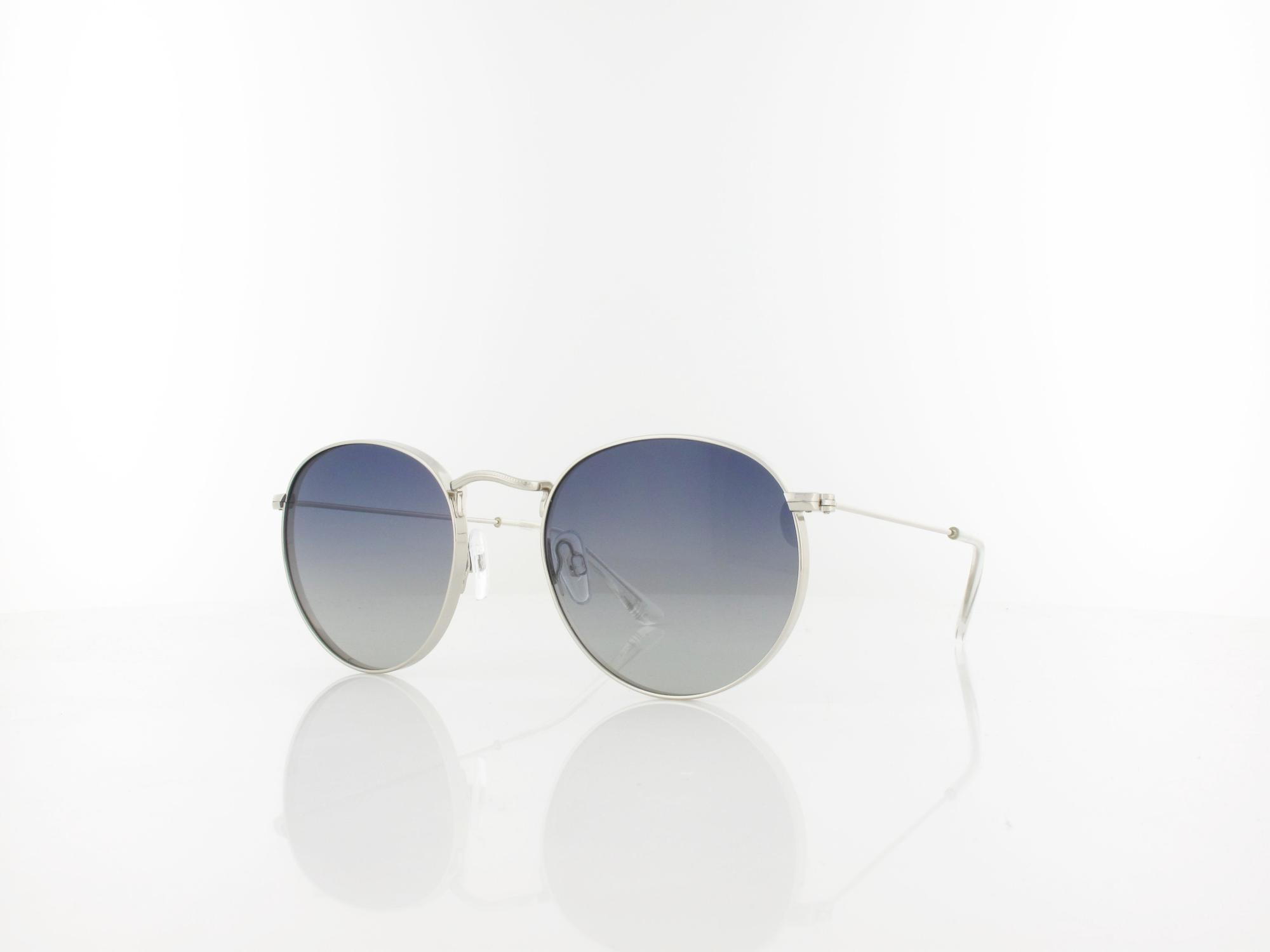 HIS polarized | HPS94104-2 52 | silver / blue gradient with silver flash polarized