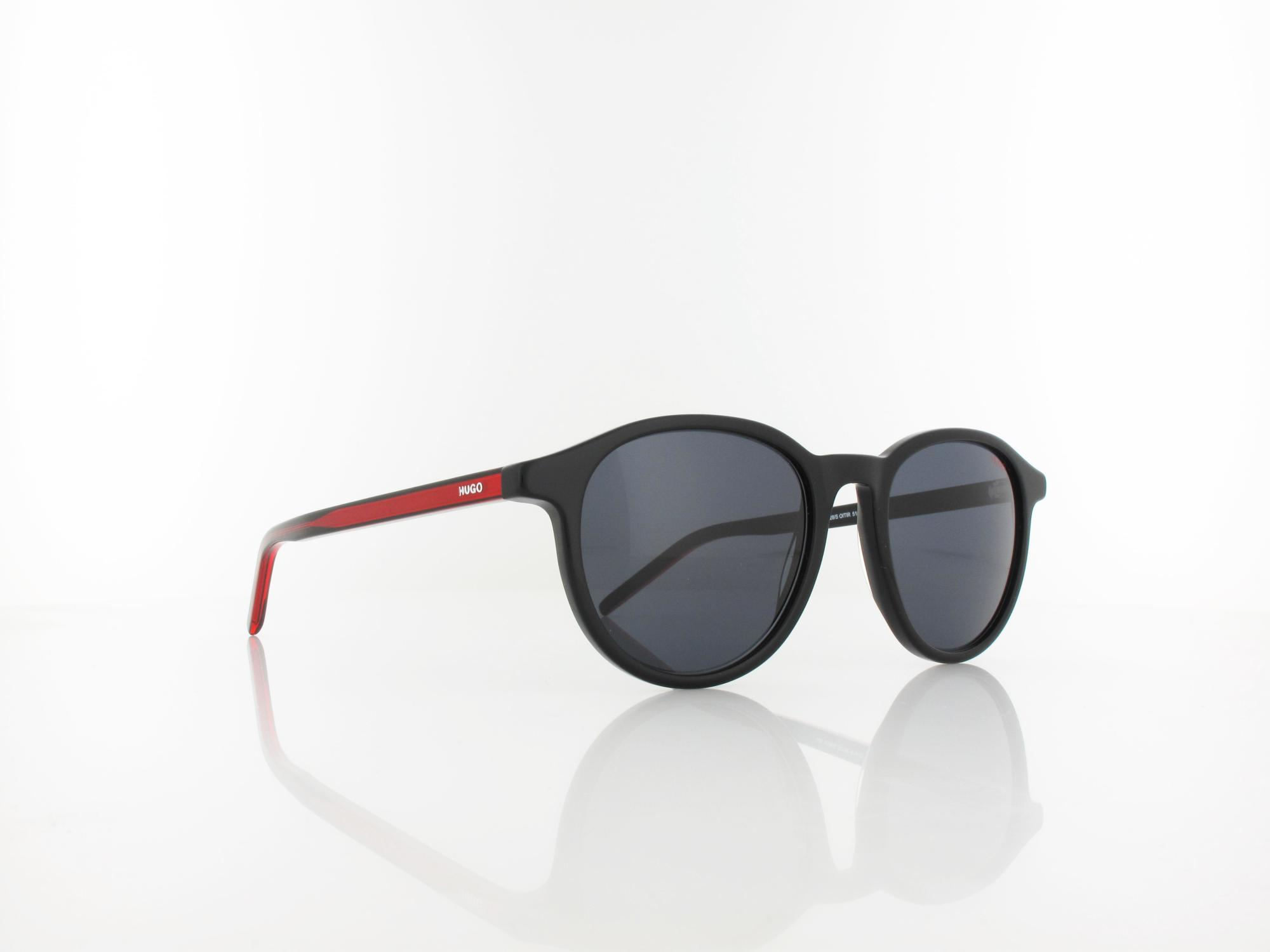Hugo | HG 1028/S OIT/IR 51 | black red / grey