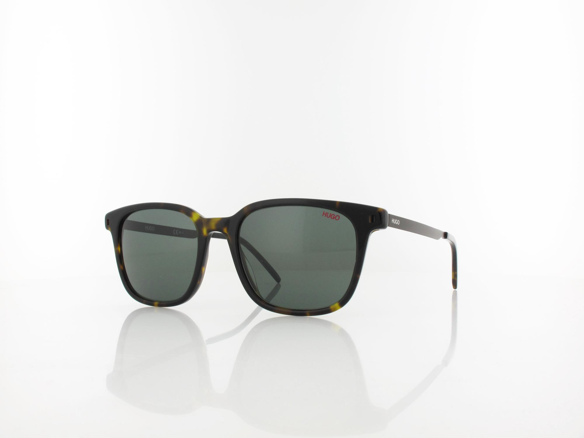 Hugo | HG 1036/S 086/QT 51 | dark havana / green
