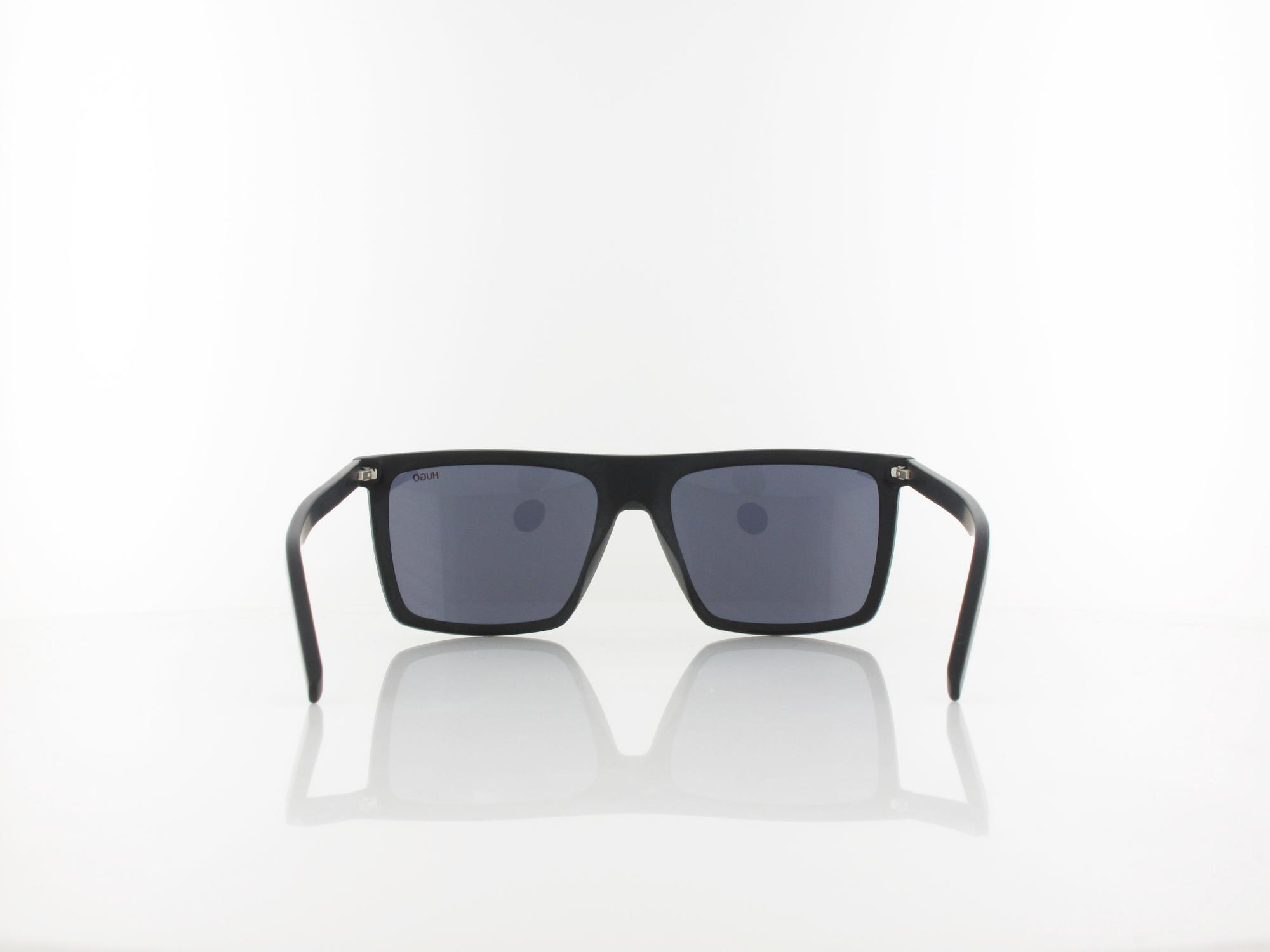 Hugo | HG 1054/S 003/AO 56 | matte black / red mirror