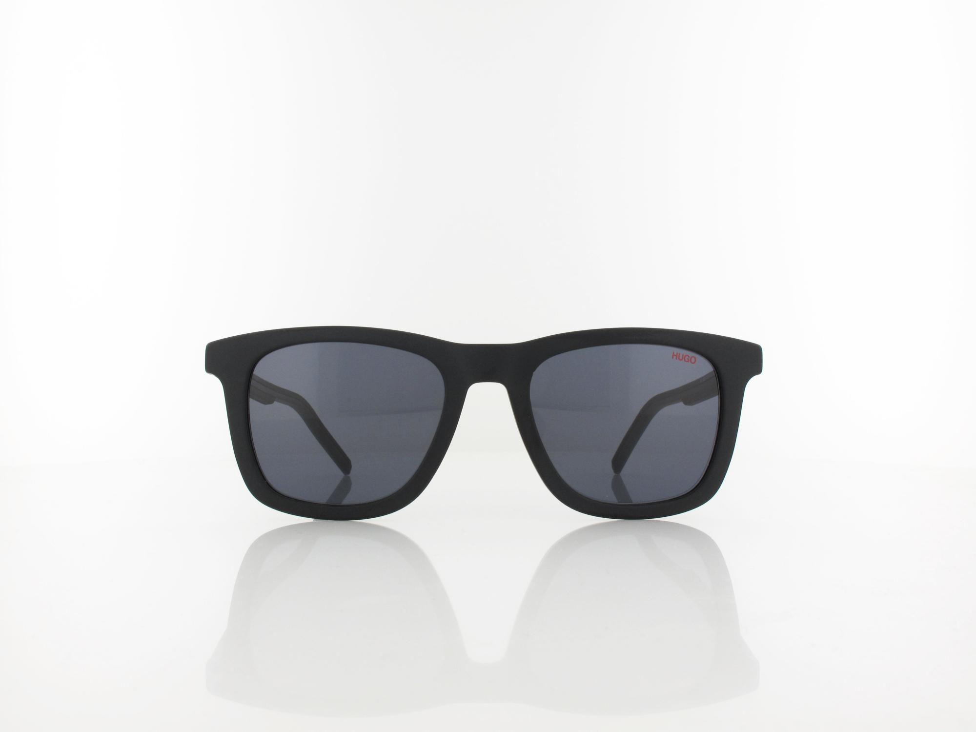 Hugo | HG 1065/S 003/IR 51 | matte black / grey