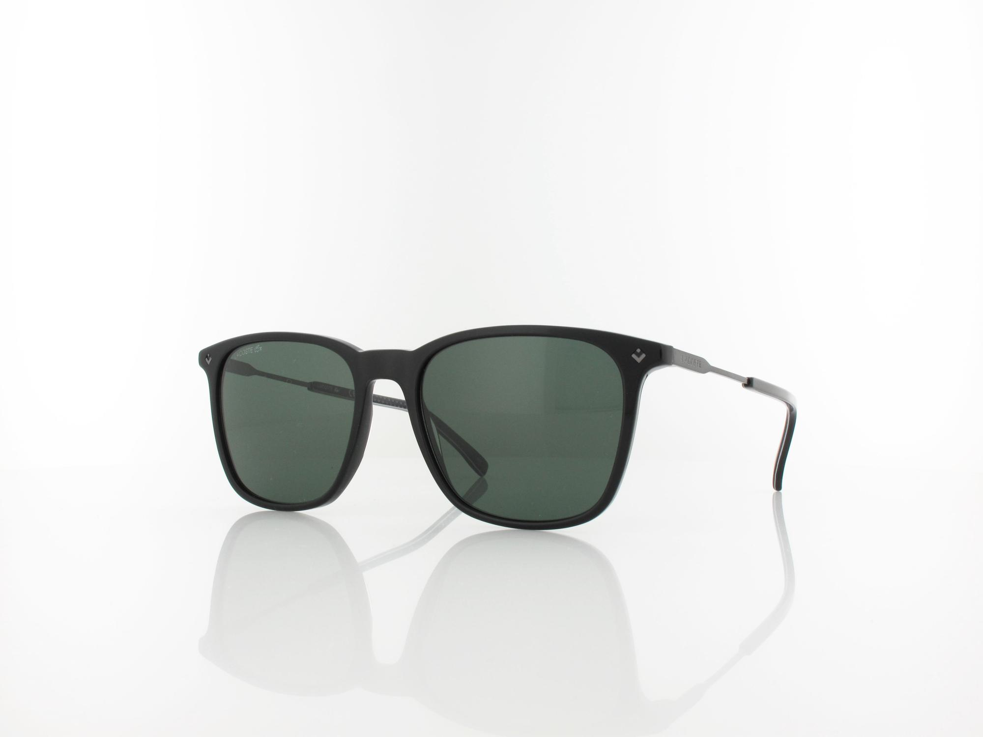 Lacoste | L870S 001 55 | shiny black / green
