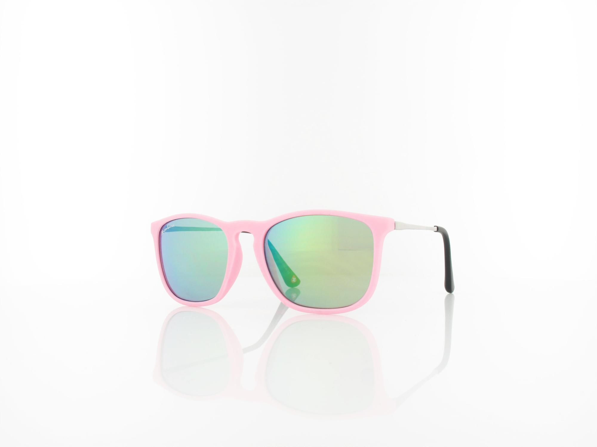 Brilando | CS72 E 48 | matte pink / green mirror