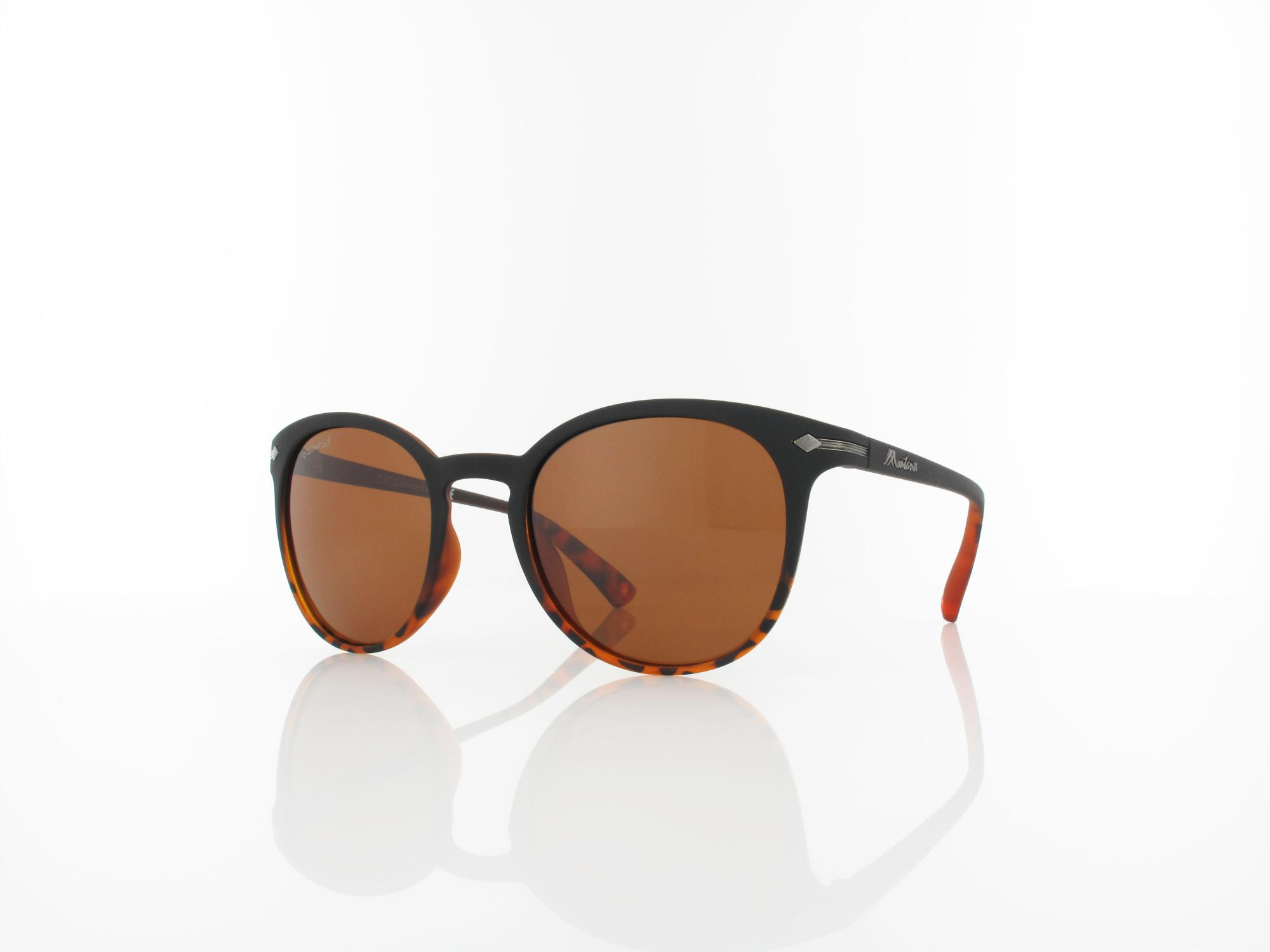Brilando | MP50 B 50 | matte black havana / brown