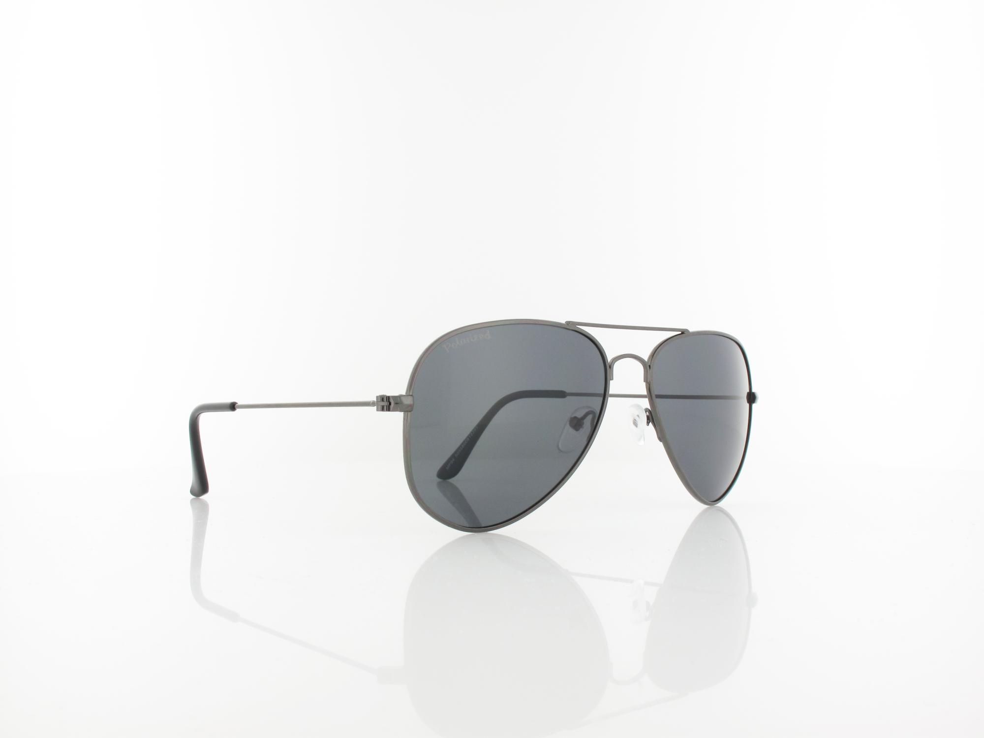Brilando | MP94 0 57 | gunmetal / grey polarized