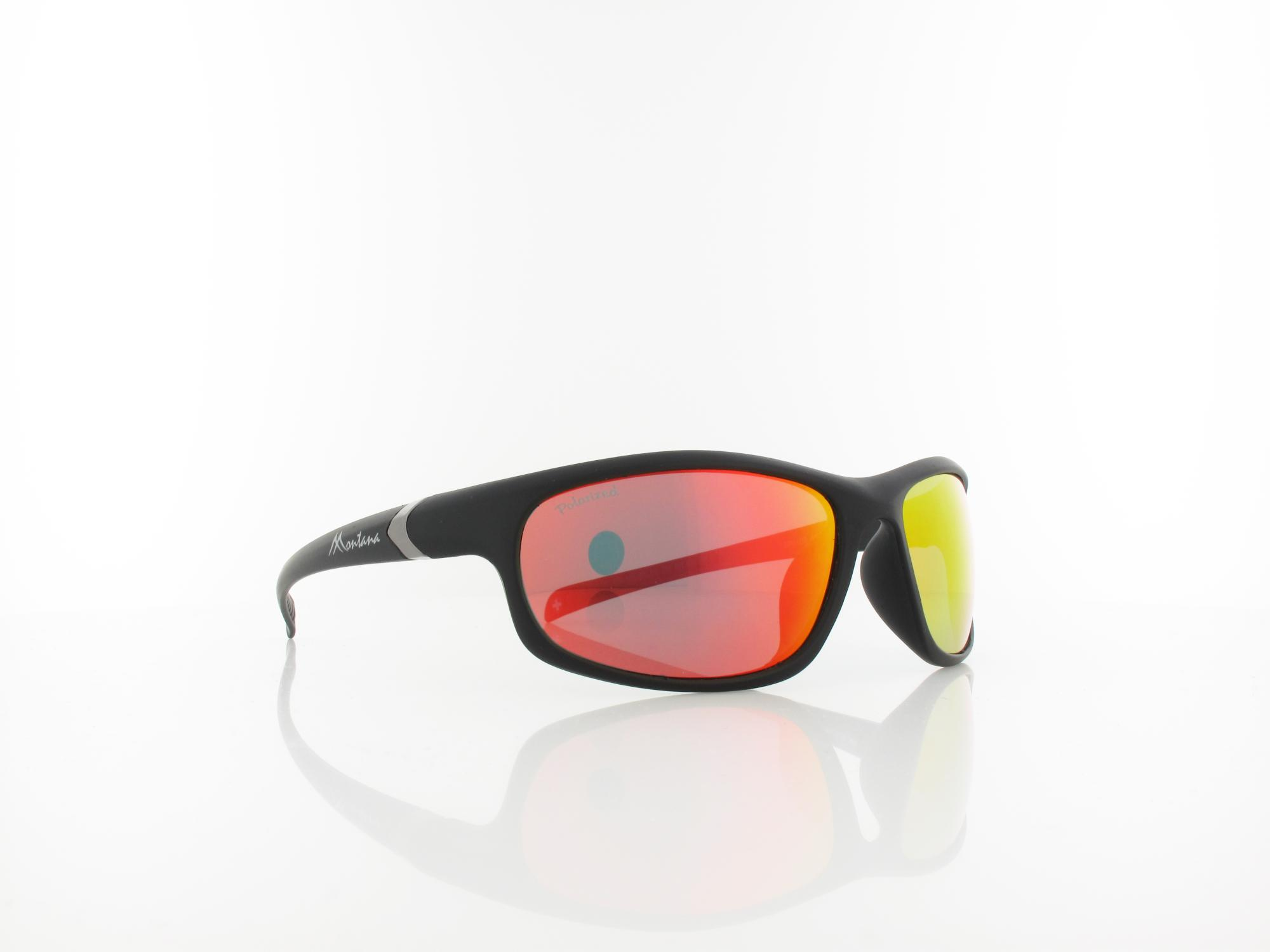 Brilando | SP310 B 60 | black / orange mirror polarized