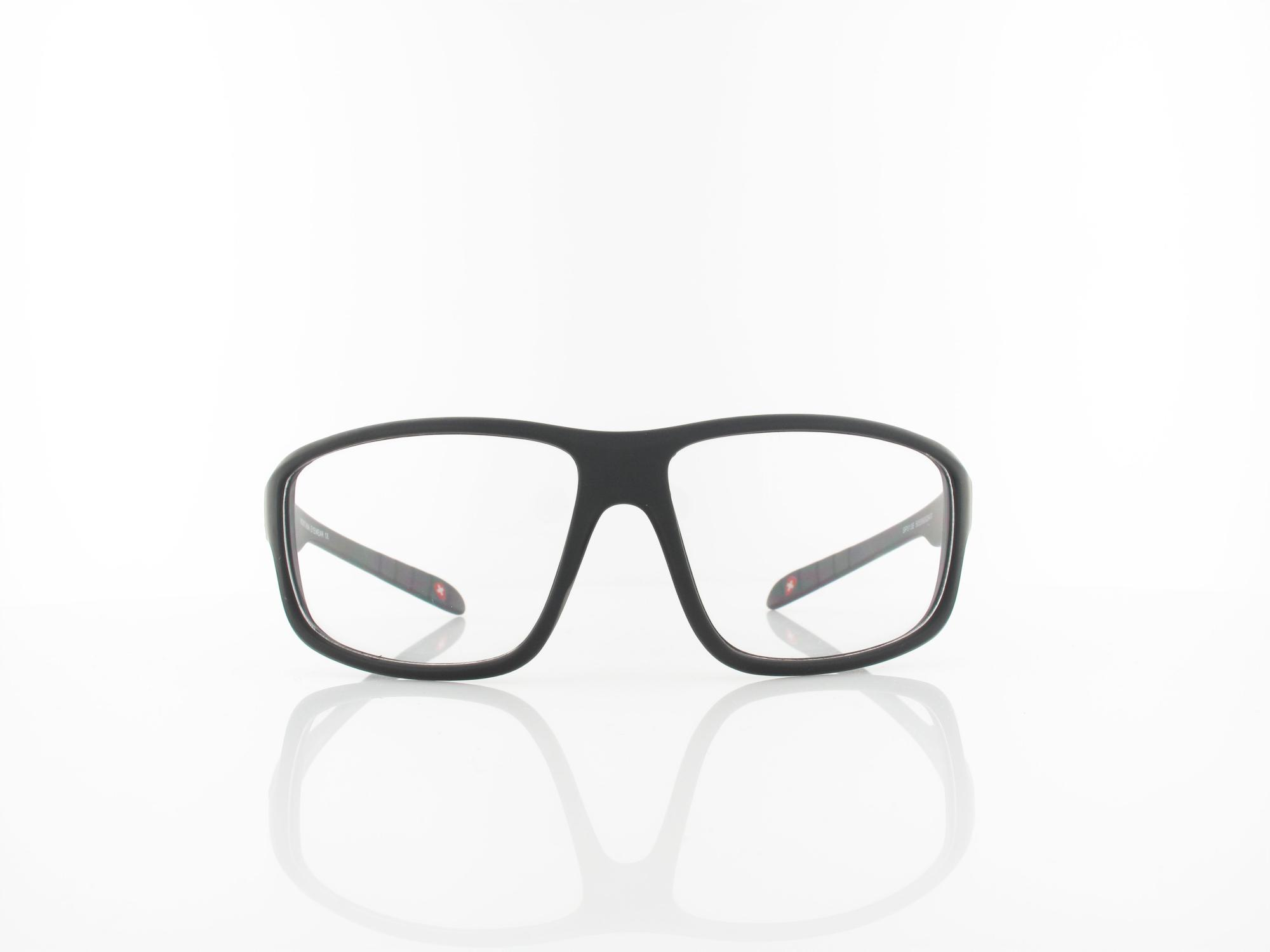 Brilando | SP313 E 63 | matte black / transparent