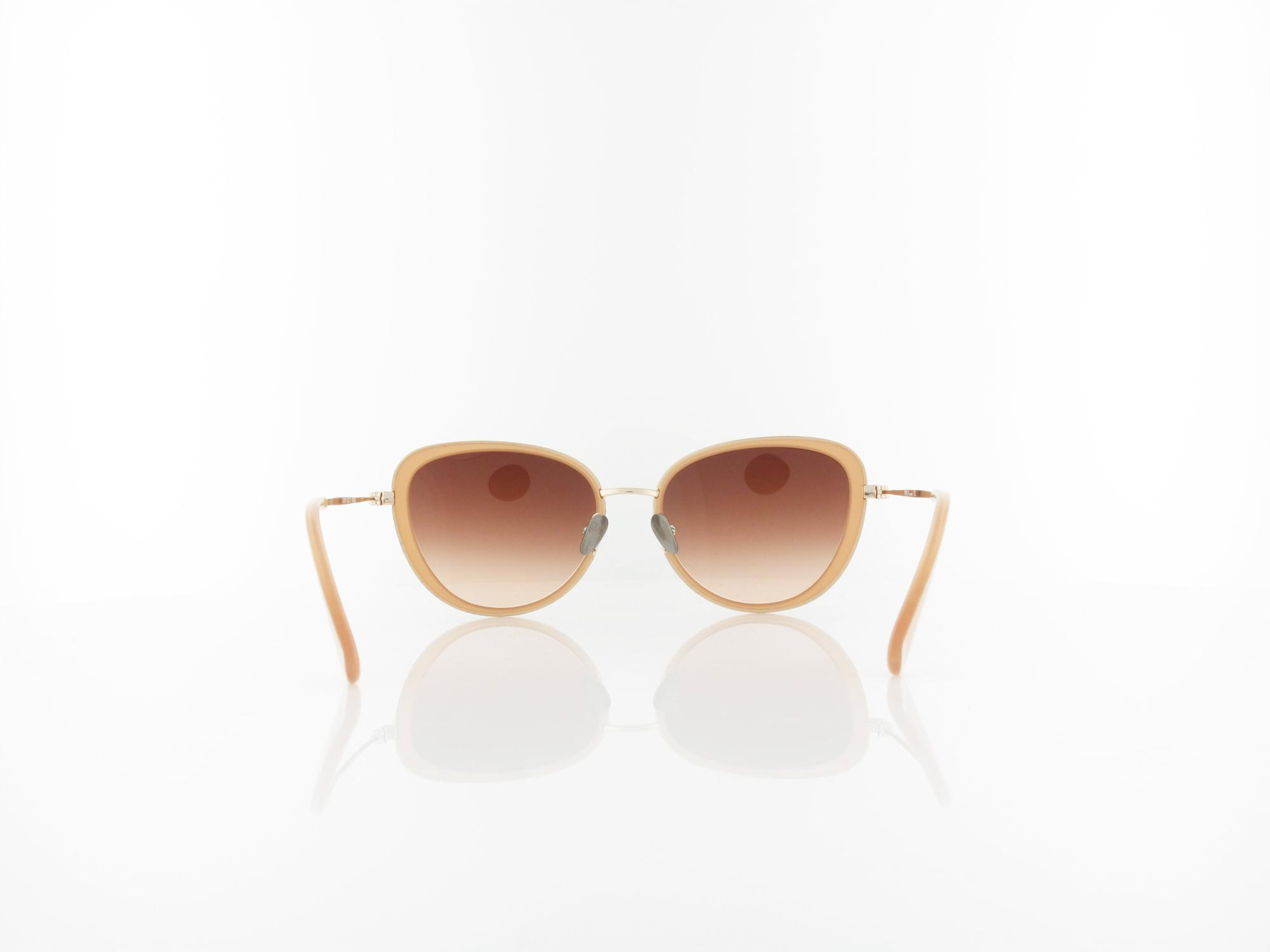 Brilando | Premium Urban U2050 52 | beige gold / brown gradient