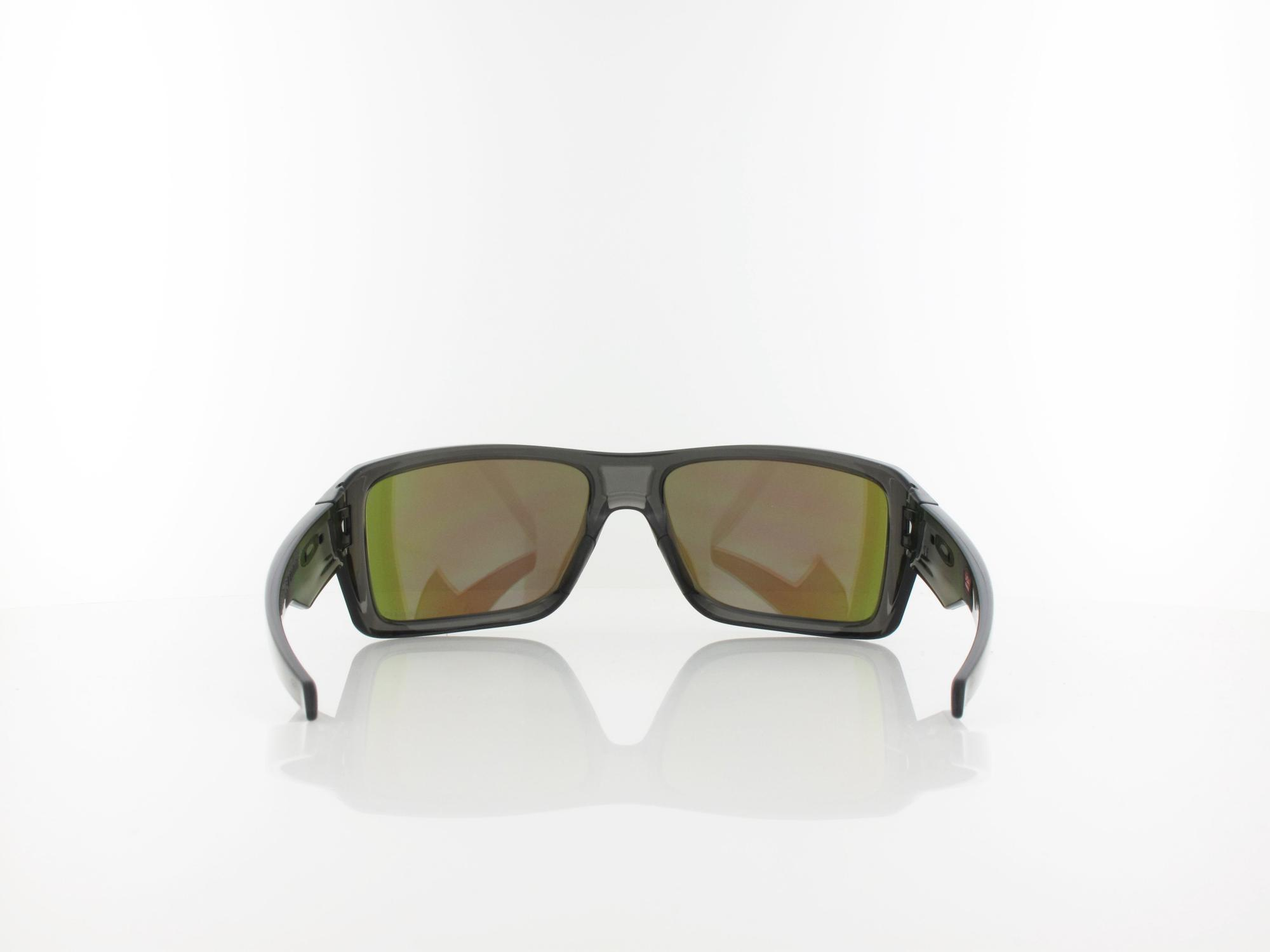 Oakley | Double Edge OO9380 06 66 | grey smoke / prizm sapphire polarized