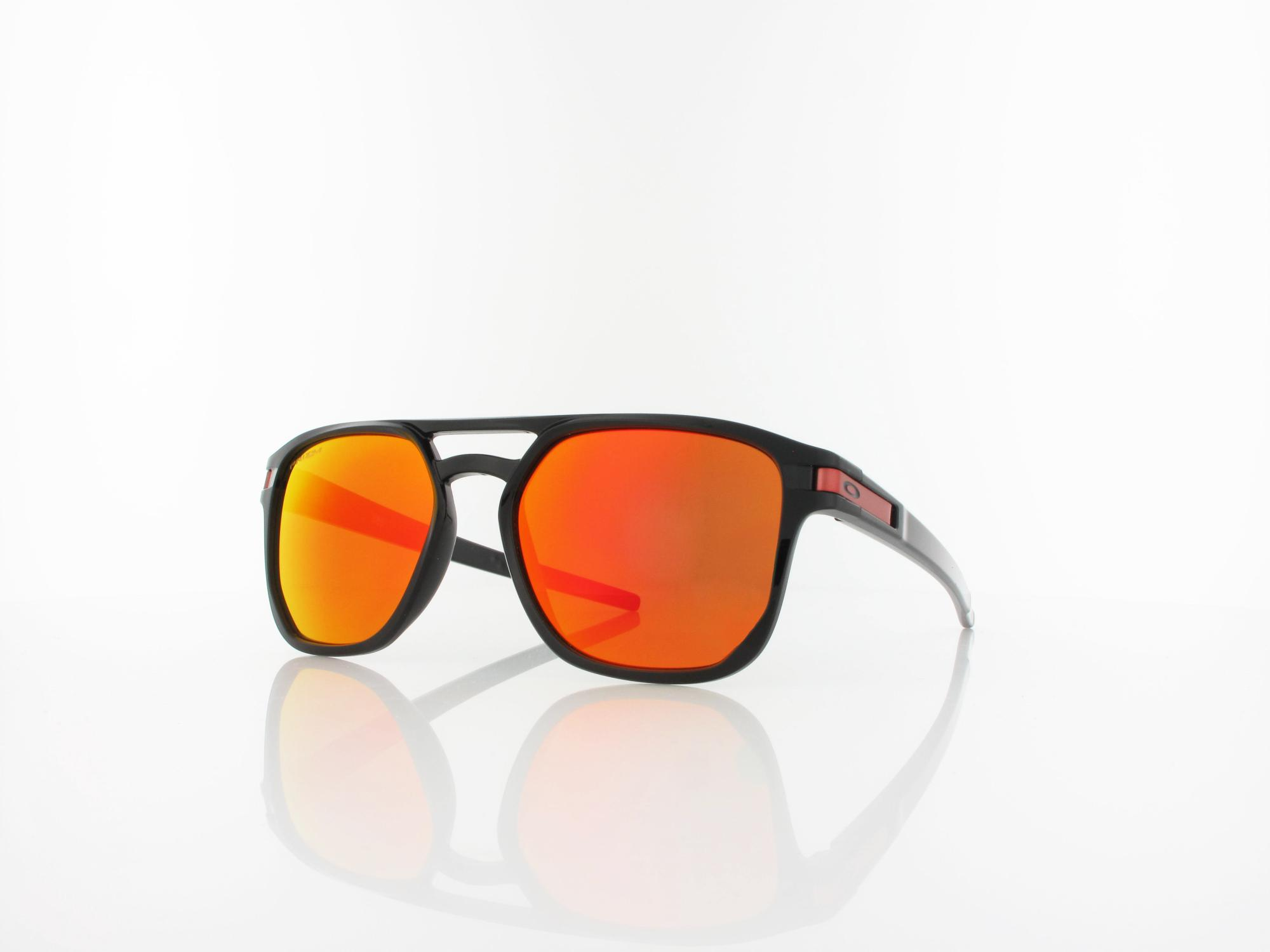 Oakley | Latch Beta OO9436 07 54 | polished black / prizm ruby