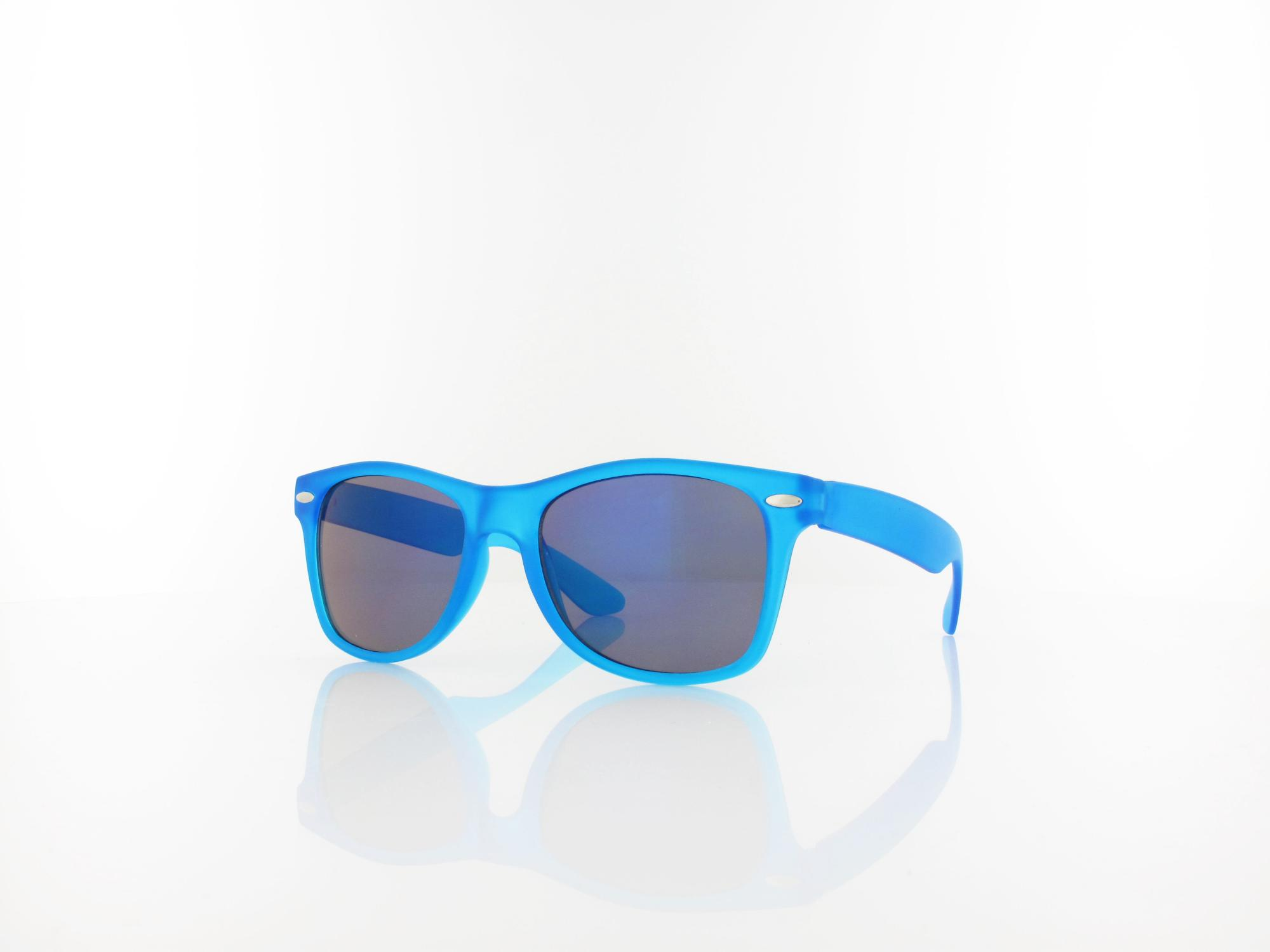 Brilando | 7710-S-34 small 46 | crystal light blue / blue mirror