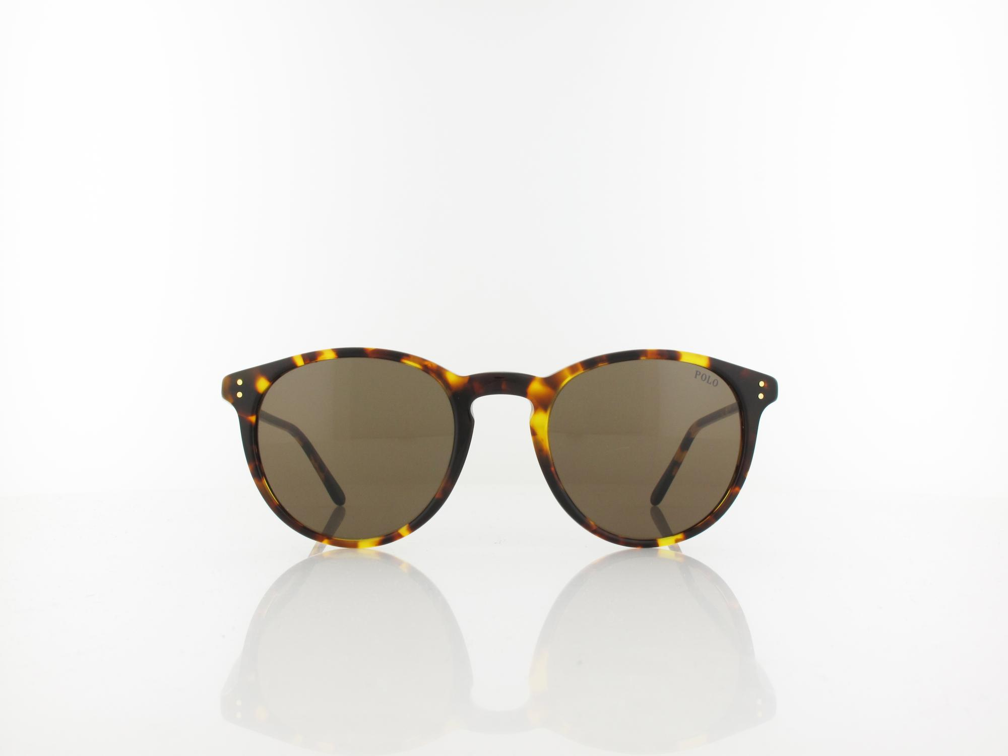 Polo Ralph Lauren | PH4110 513473 50 | shiny antique havana / brown