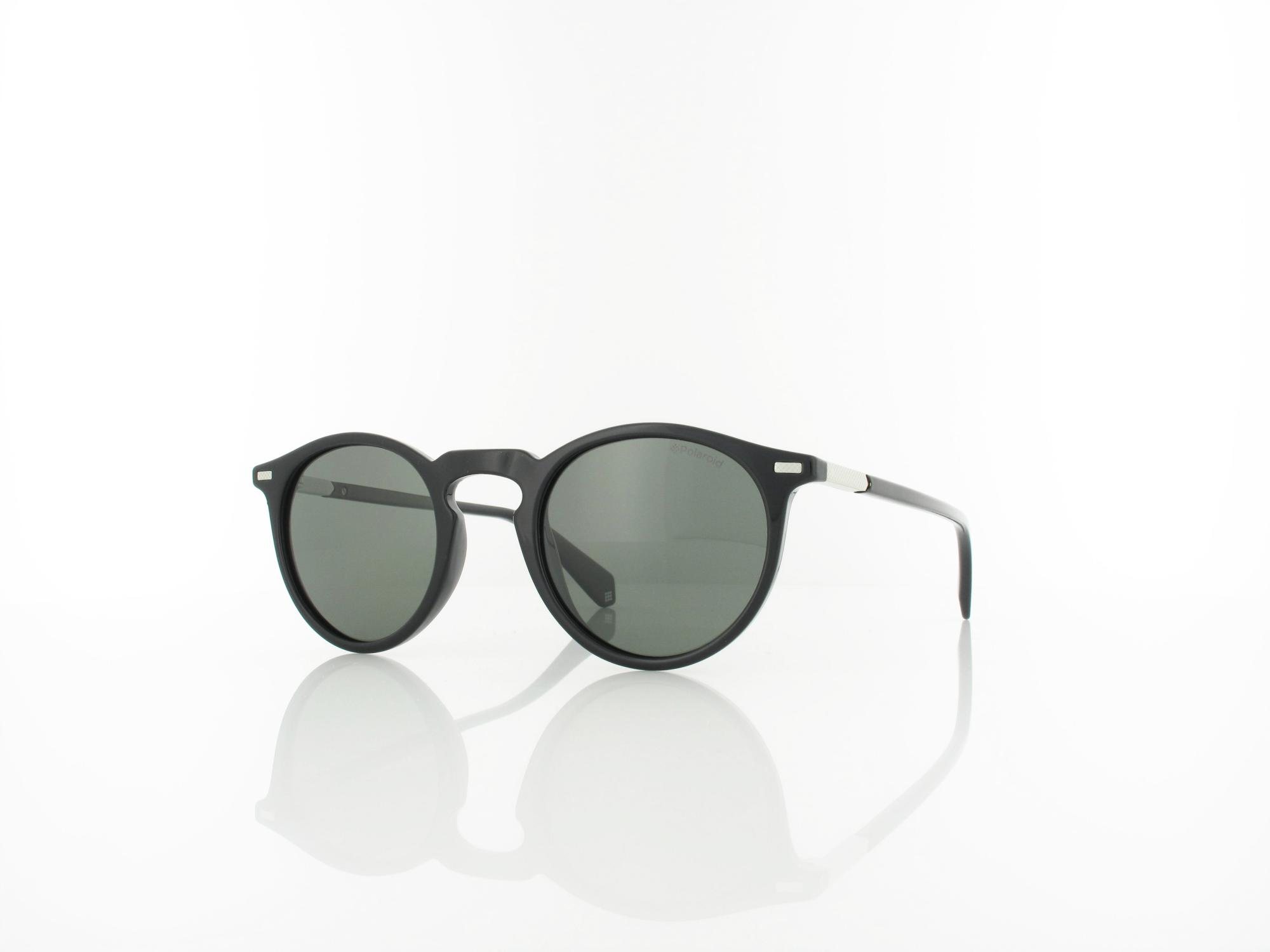 Polaroid | PLD 2086/S 807/UC 47 | black / green polarized