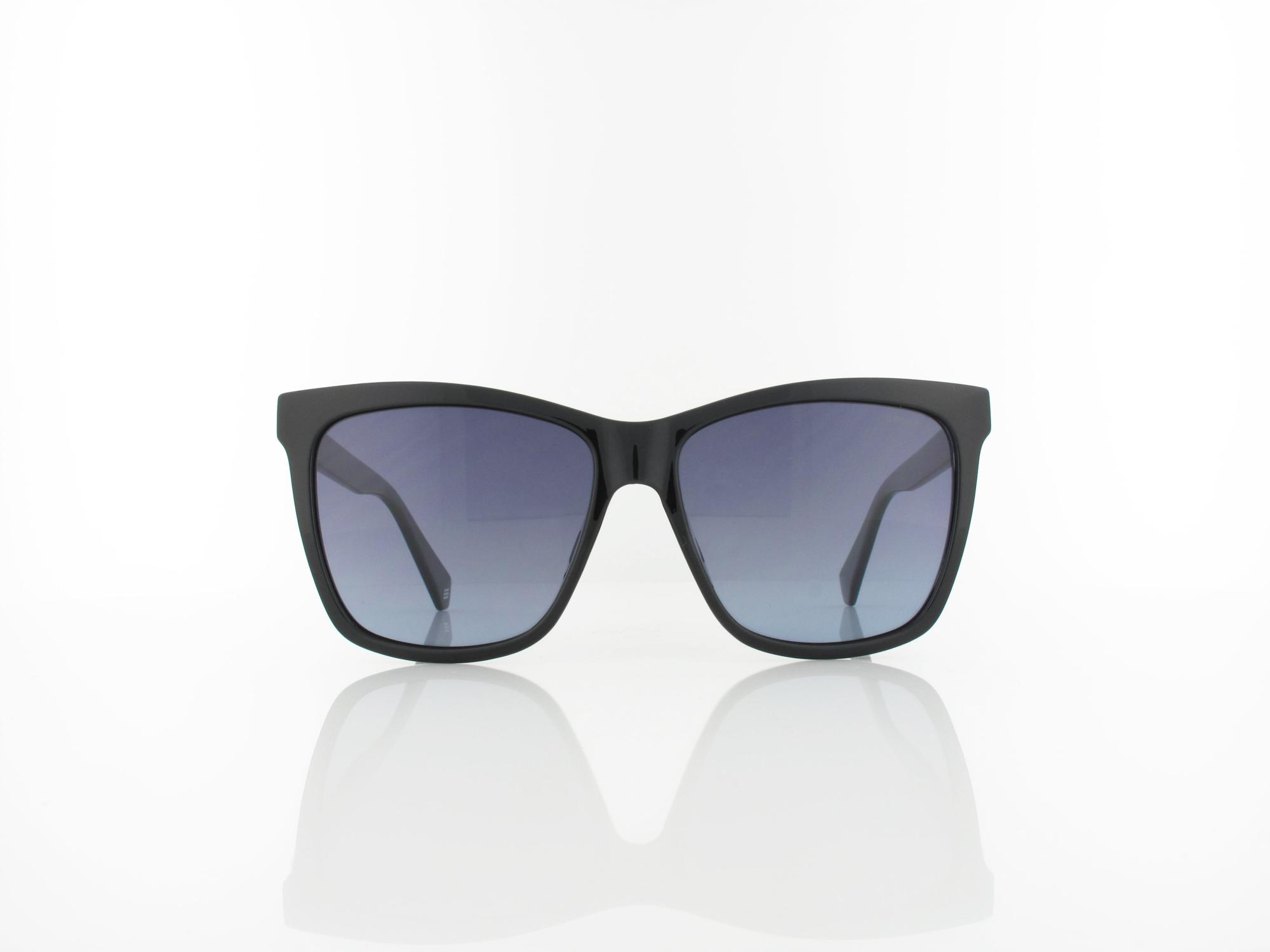 Polaroid | PLD 4078/S/X 807/WJ 56 | black / grey gradient polarized