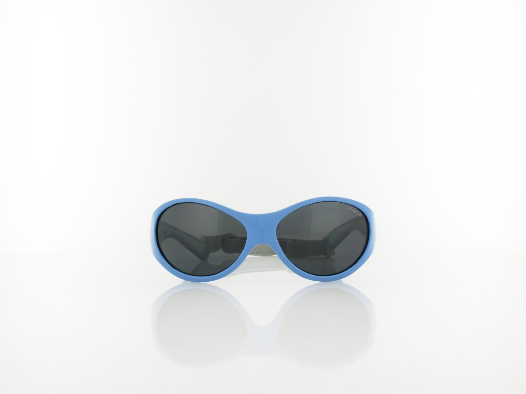 Polaroid | P0401 4EY/Y2 47 | blue green / grey polarized