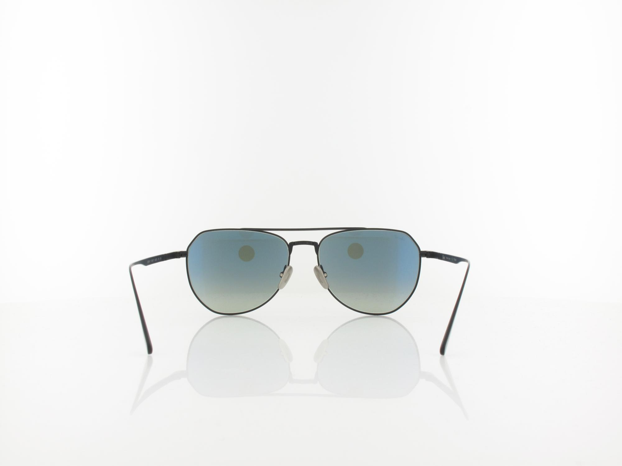 Persol | PO5003T 800471 54 | matte black / grey gradient dark grey