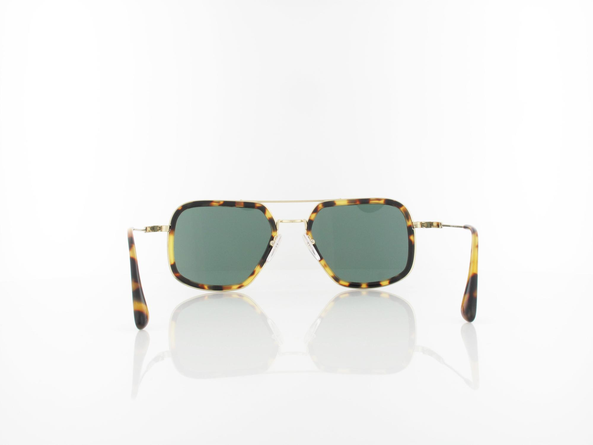 Prada | PR57XS 02A728 54 | brown pale gold / green