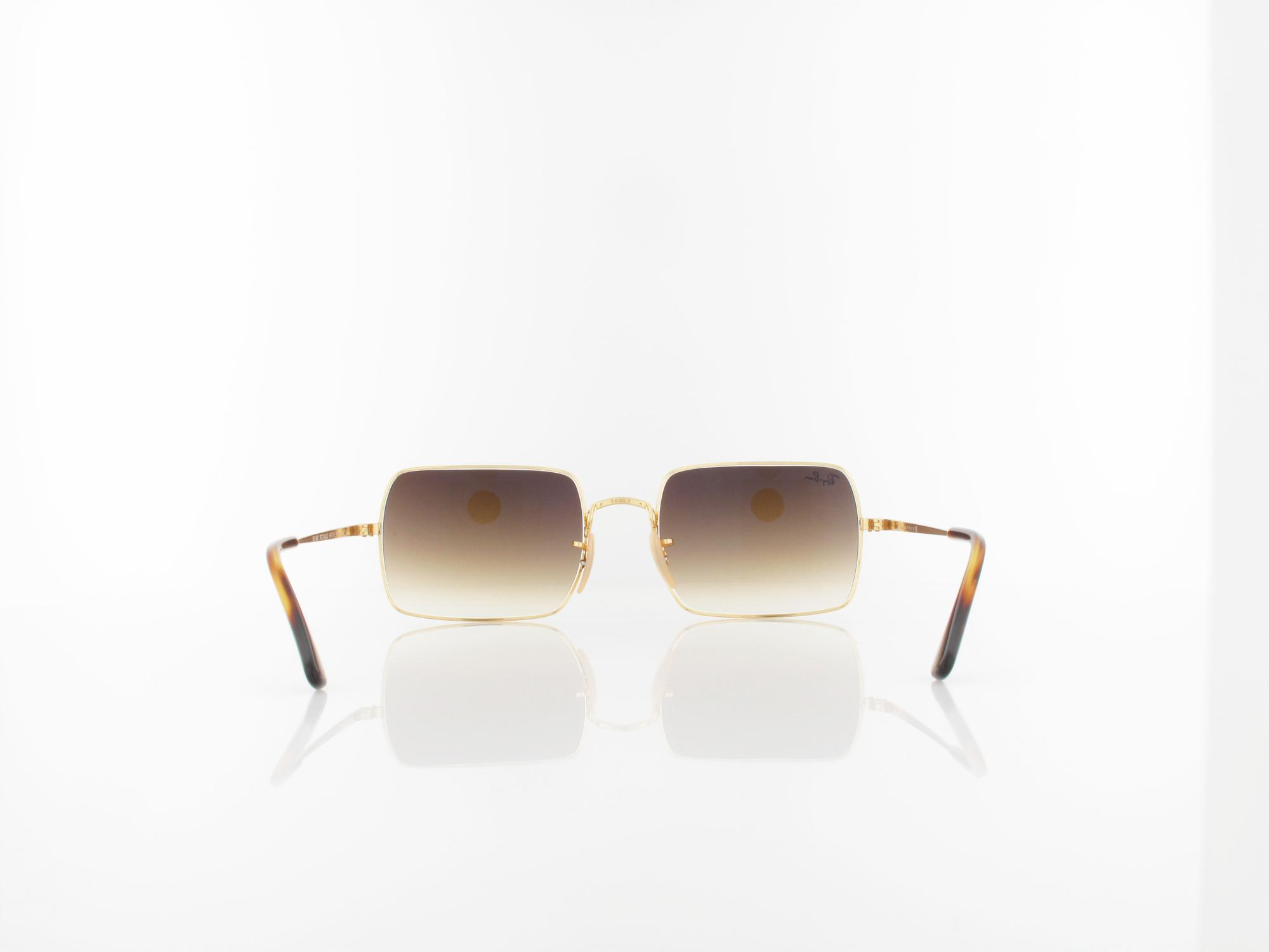 Ray Ban | RB1969 914751 54 | gold / clear gradient brown