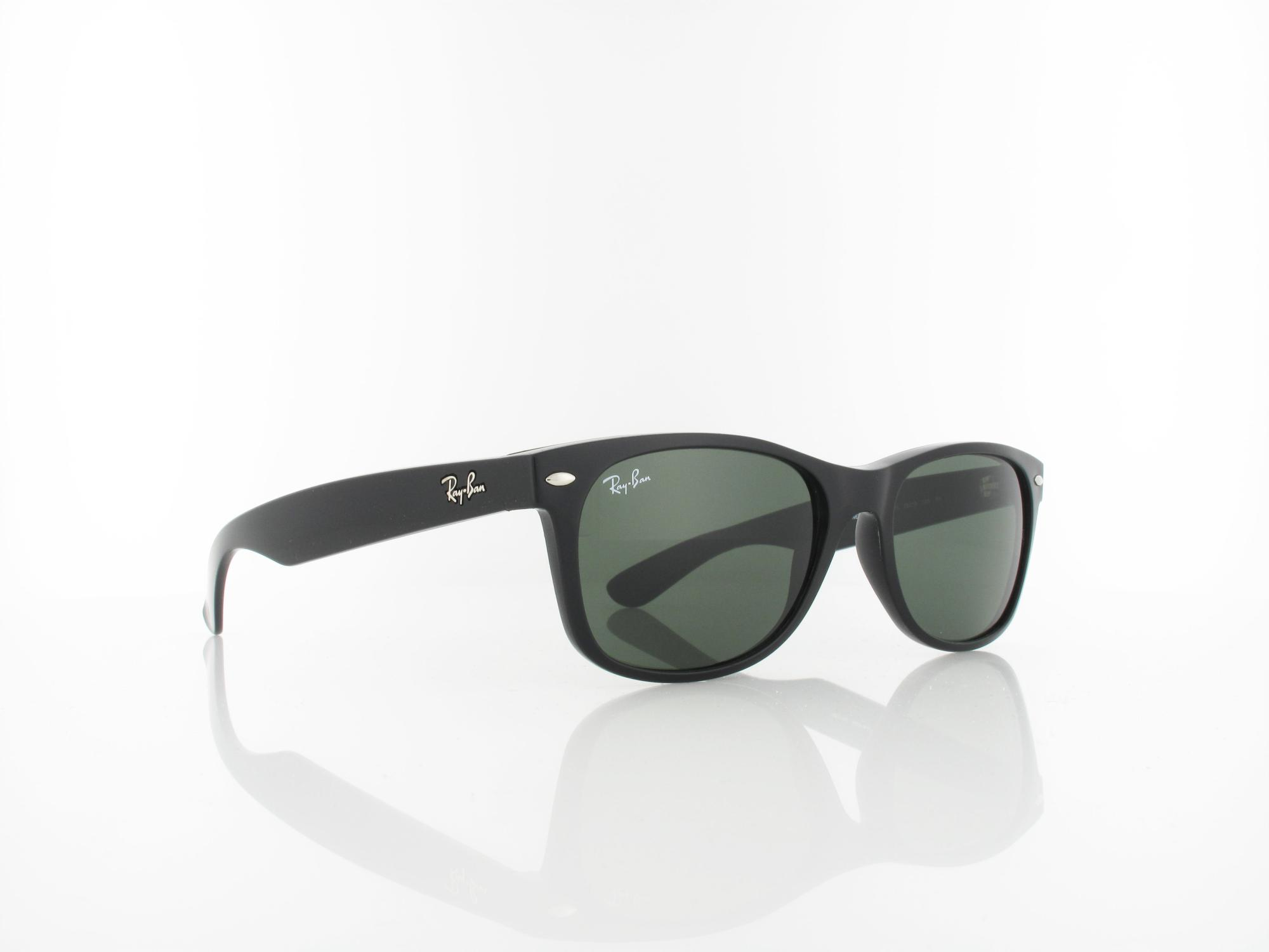 Ray Ban | New Wayfarer RB2132 901L 55 | black / green