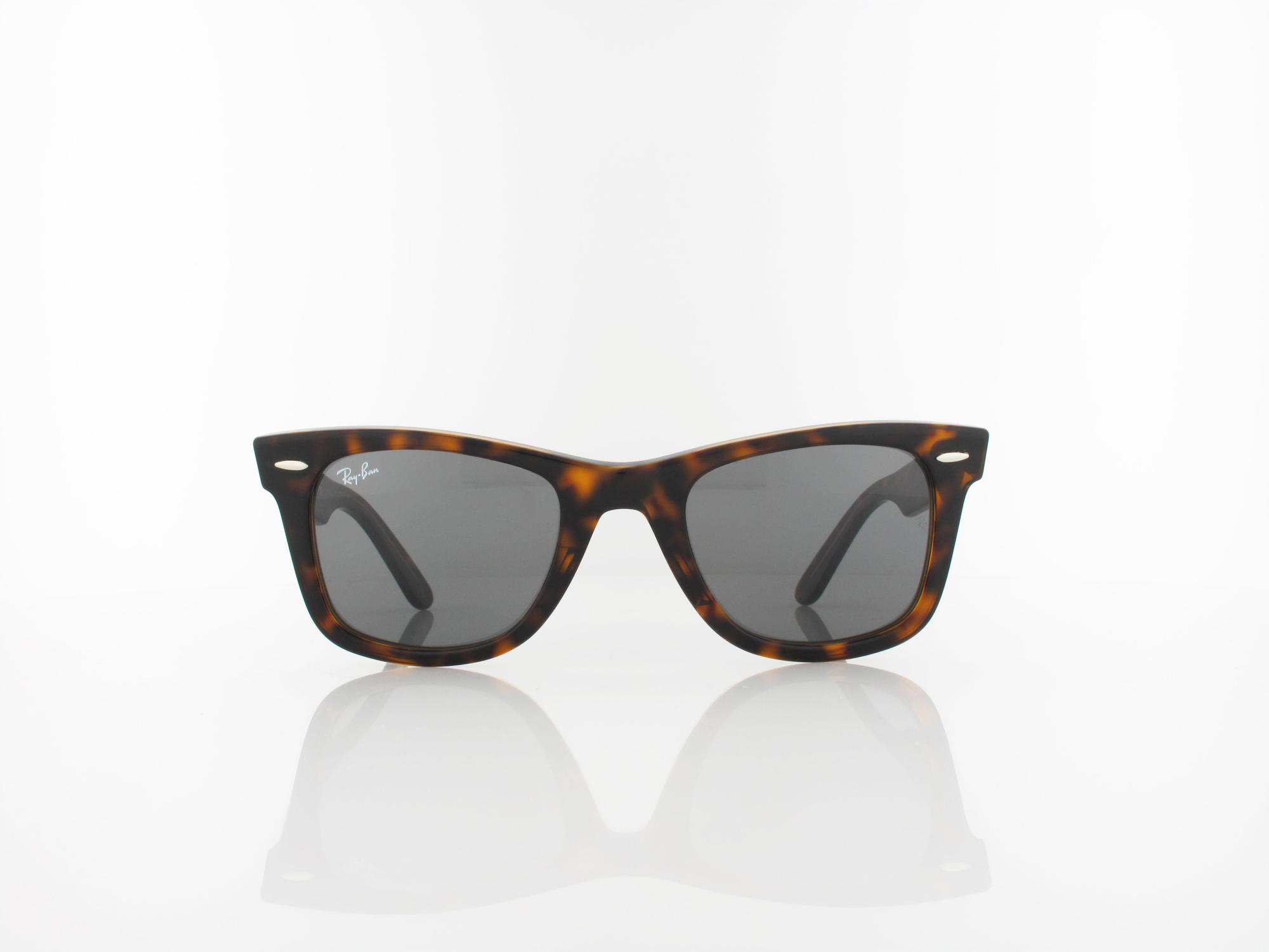 Ray Ban | RB2140 1292B1 50 | havana on trasparent light bro / dark grey