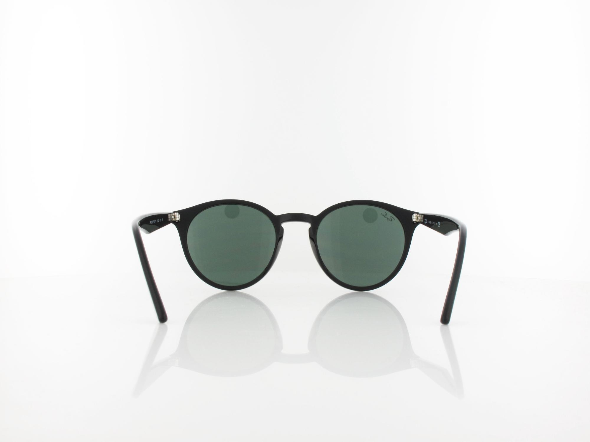 Ray Ban | RB2180 601/71 51 | black / grey green