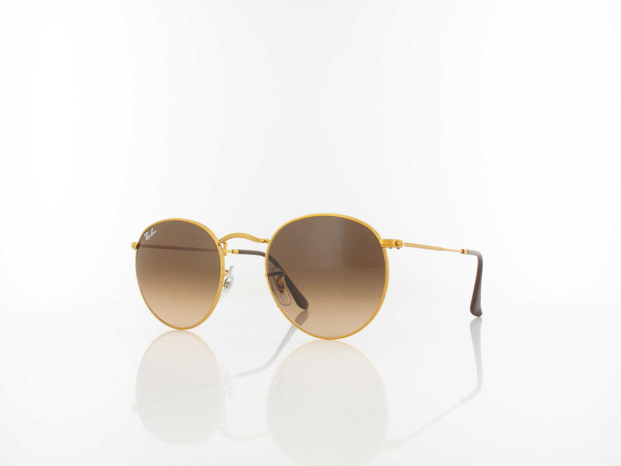 Ray Ban | RB3447 9001A5 50 | shiny light bronze / pink gradient brown