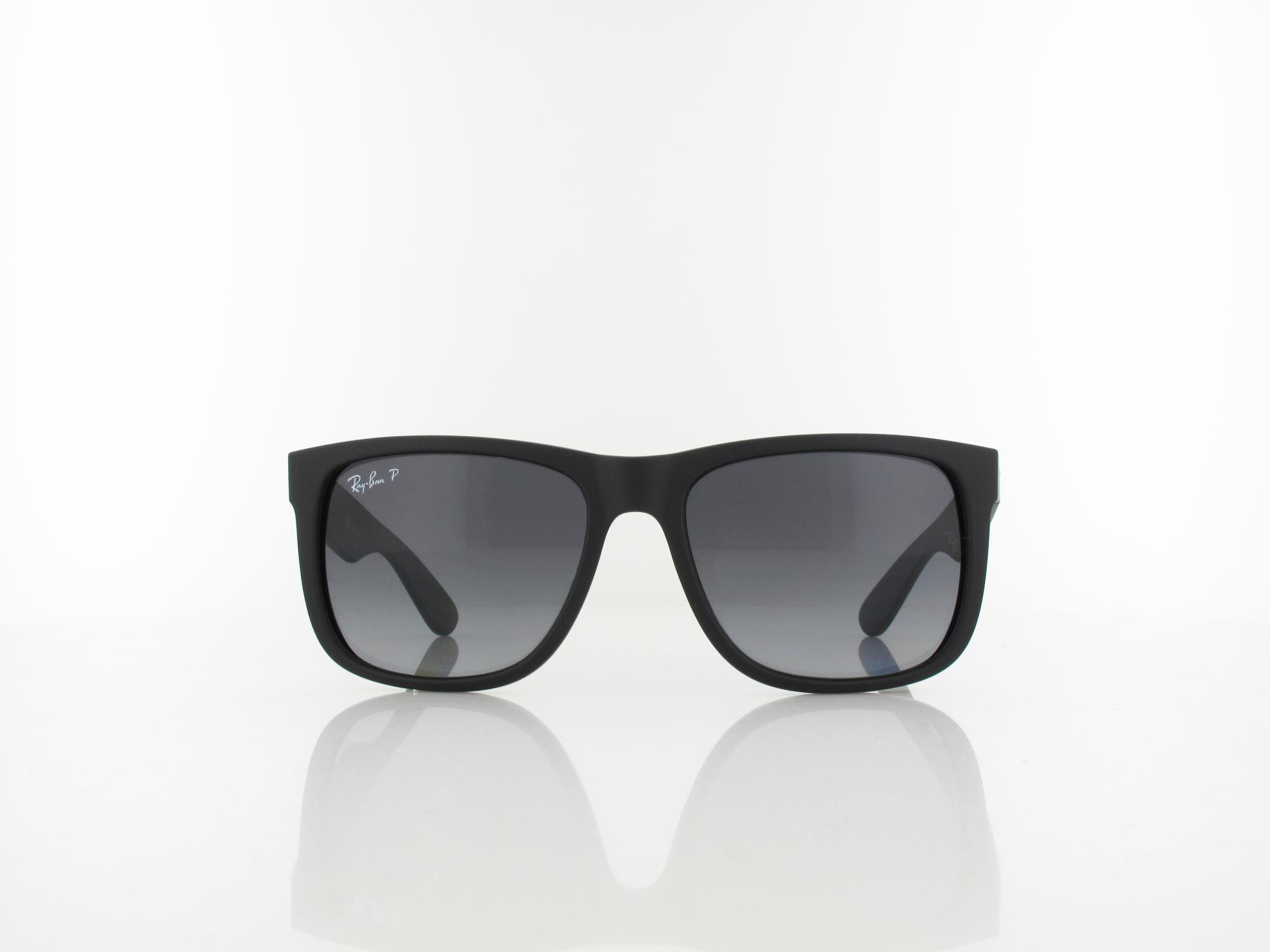 Ray Ban | RB4165 622/T3 54 | black rubber / polar grey gradient