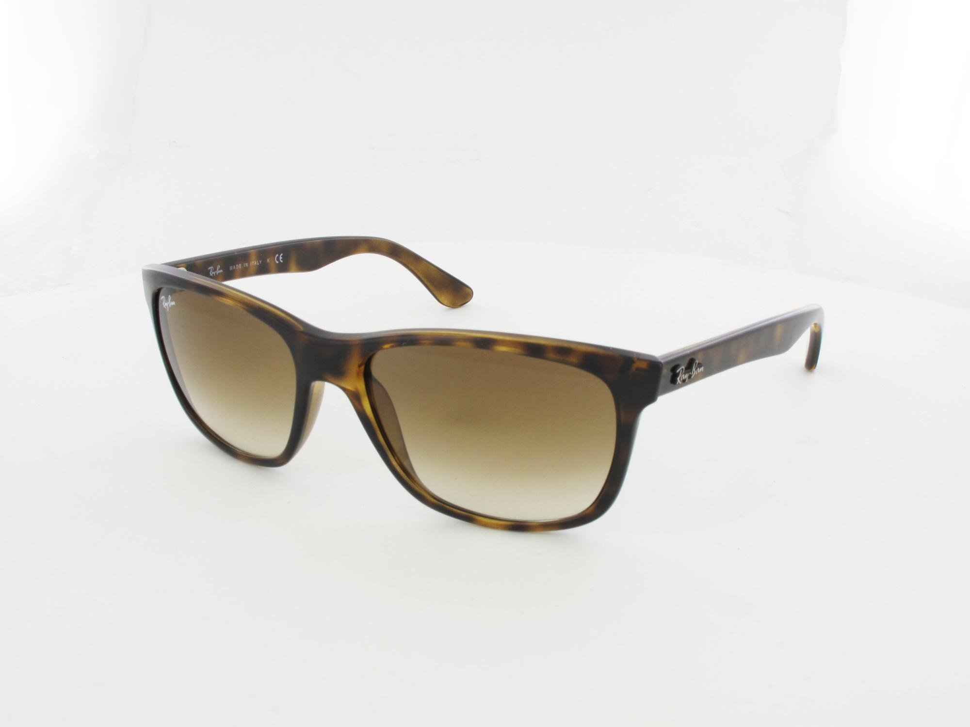Ray Ban | RB4181 710/51 57 | light havana / crystal brown gradient