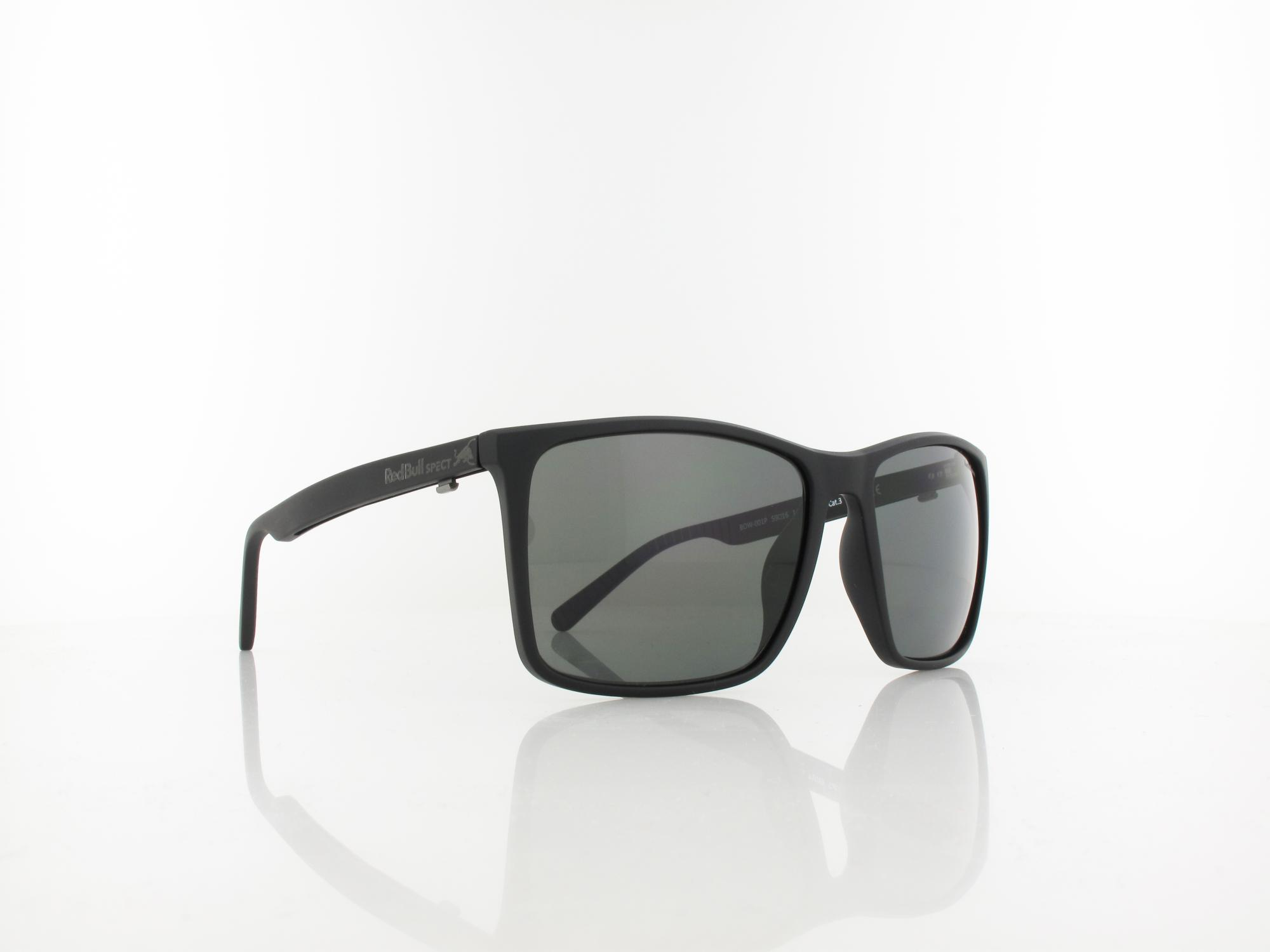 Red Bull SPECT | BOW 001P 59 | black / smoke pol