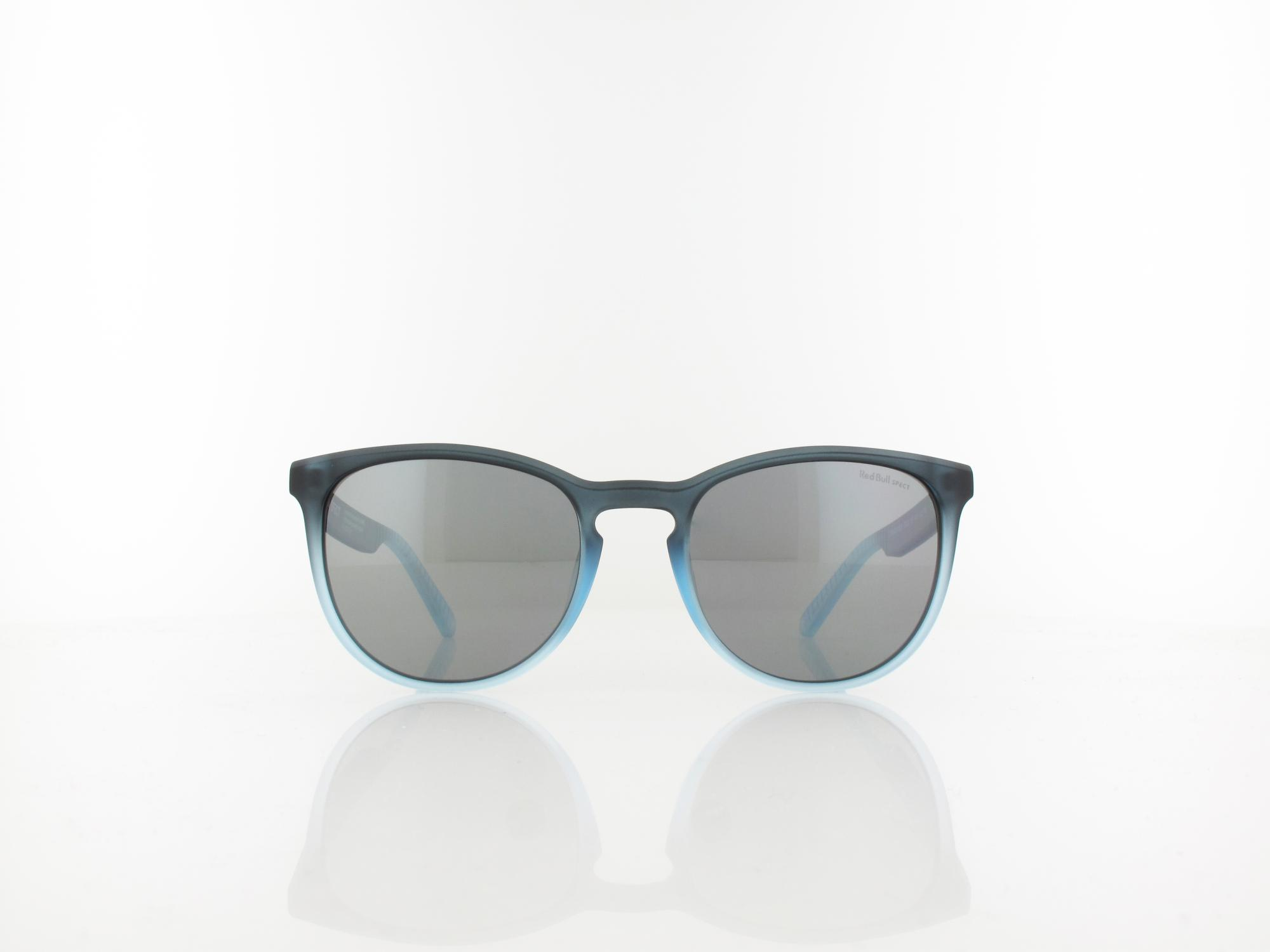 Red Bull SPECT | STEADY 001P 51 | gradient anthracite / smoke with silver flash pol