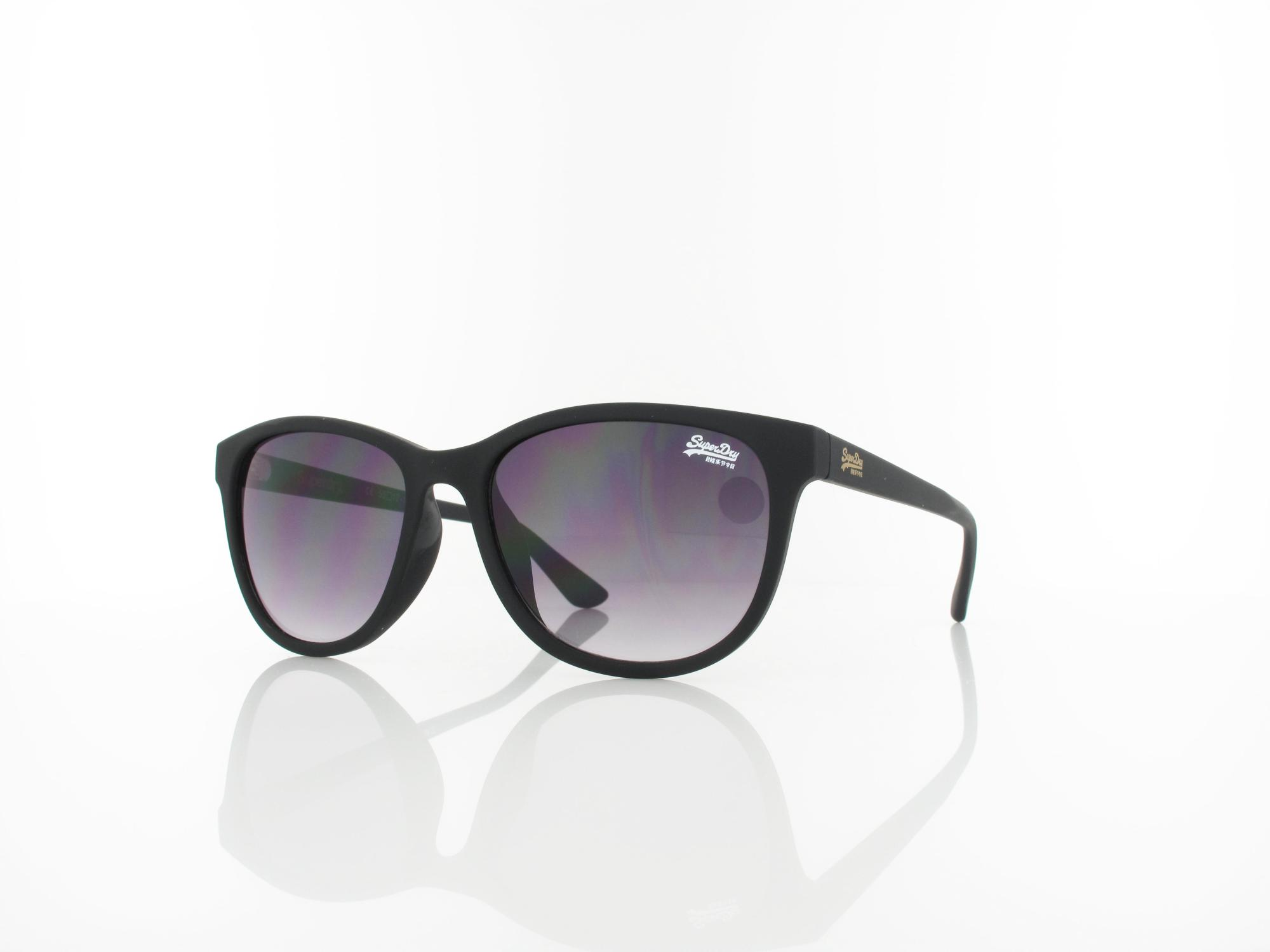 Superdry | Lizzie 104 55 | rubberised black / smoke grad