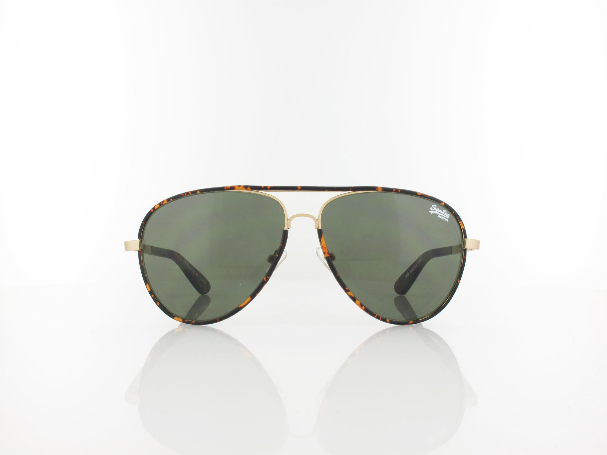 Superdry | Milton 001 61 | gold havana / green